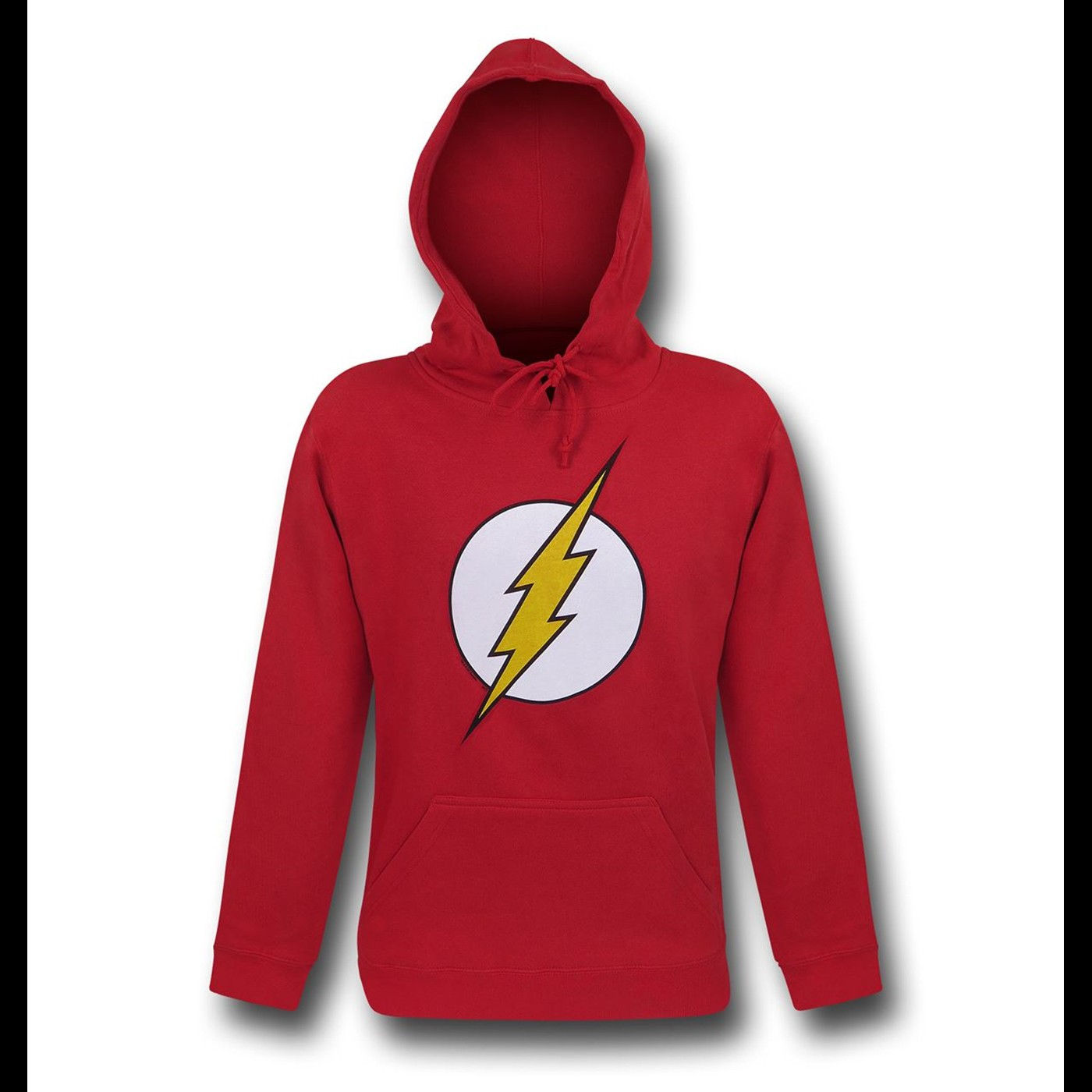The Flash Hoodie Red