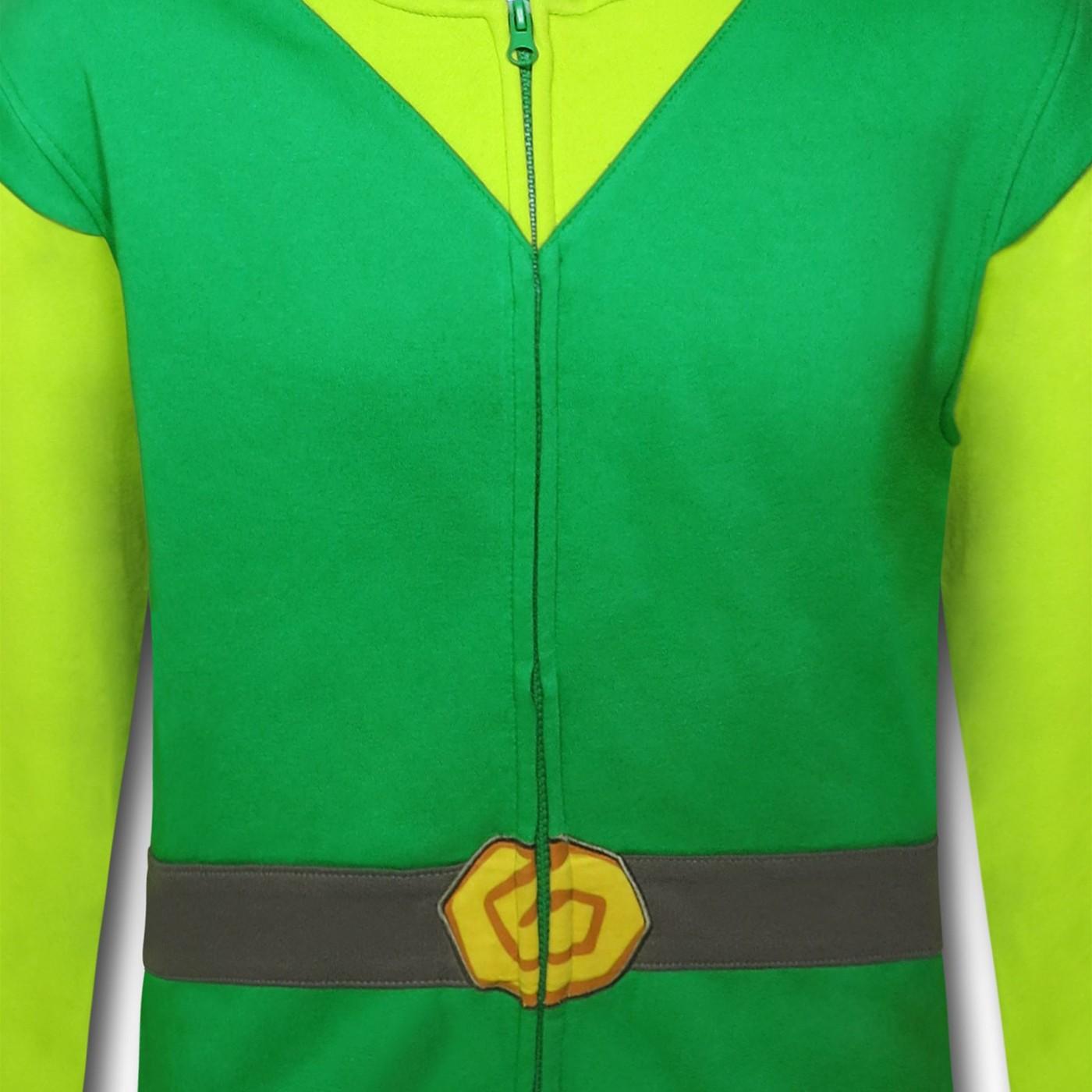 Legend of Zelda Link Costume Hoodie
