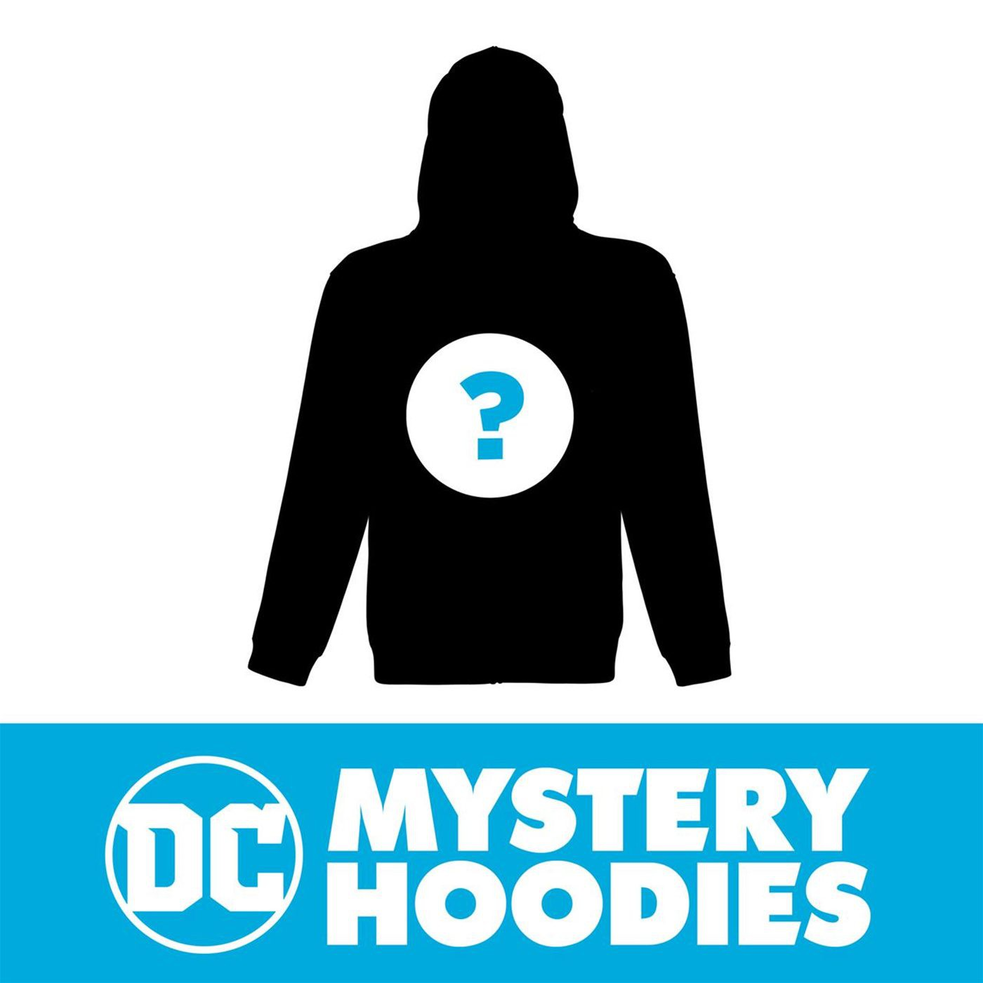 DC Comics Factory Second Mystery Kids Hoodie