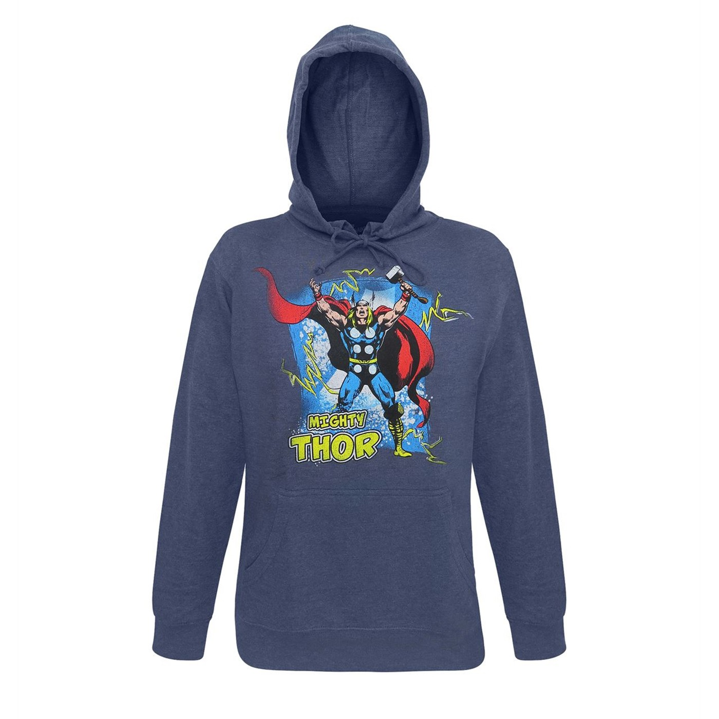 Mighty Thor by John Buscema Men's Hoodie