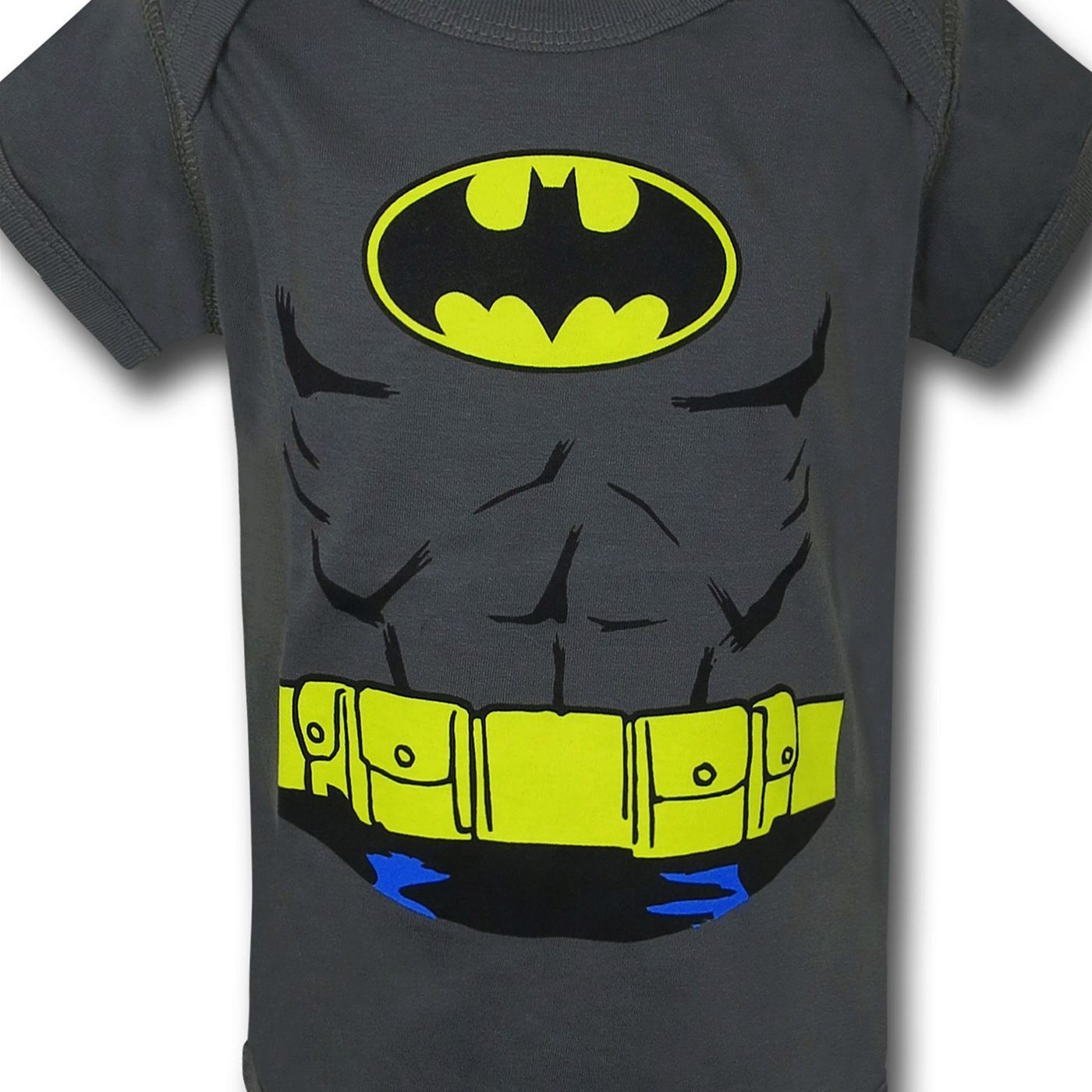 Batman Costume Infant Snapsuit