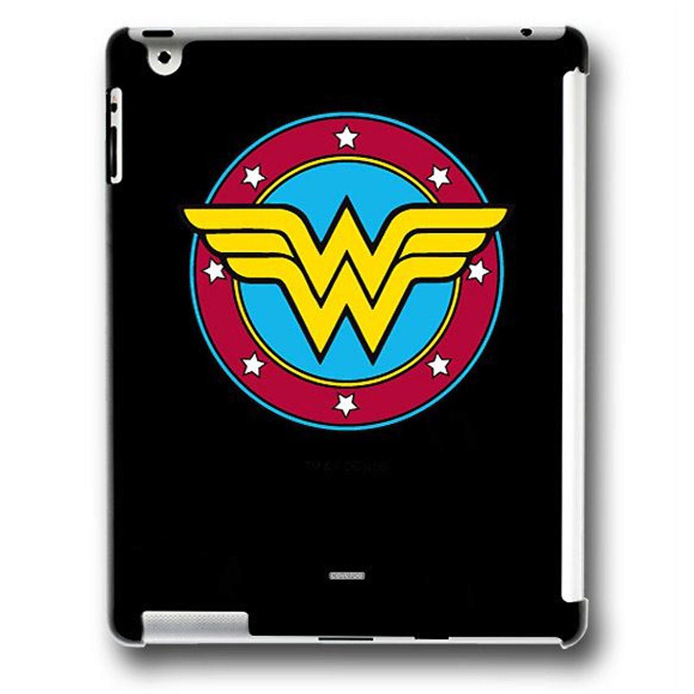 Wonder Woman Symbol iPad 2 Case