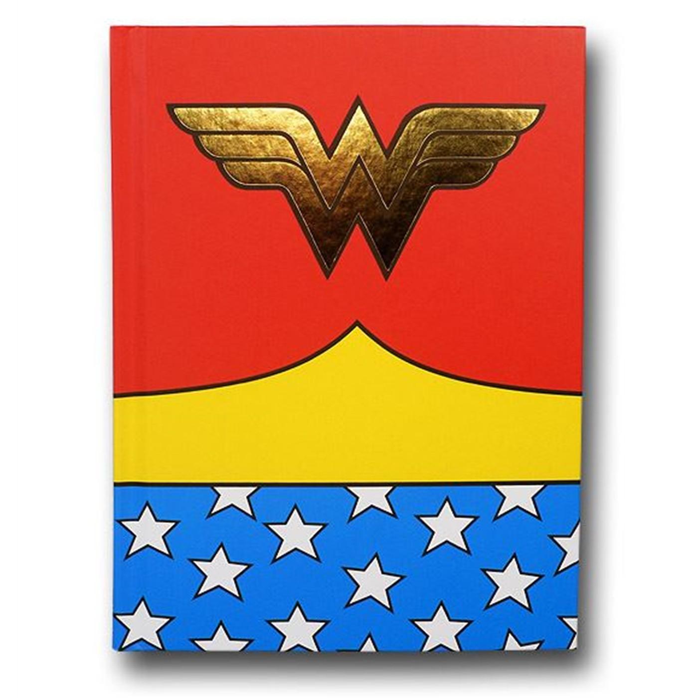Wonder Woman Costume Journal