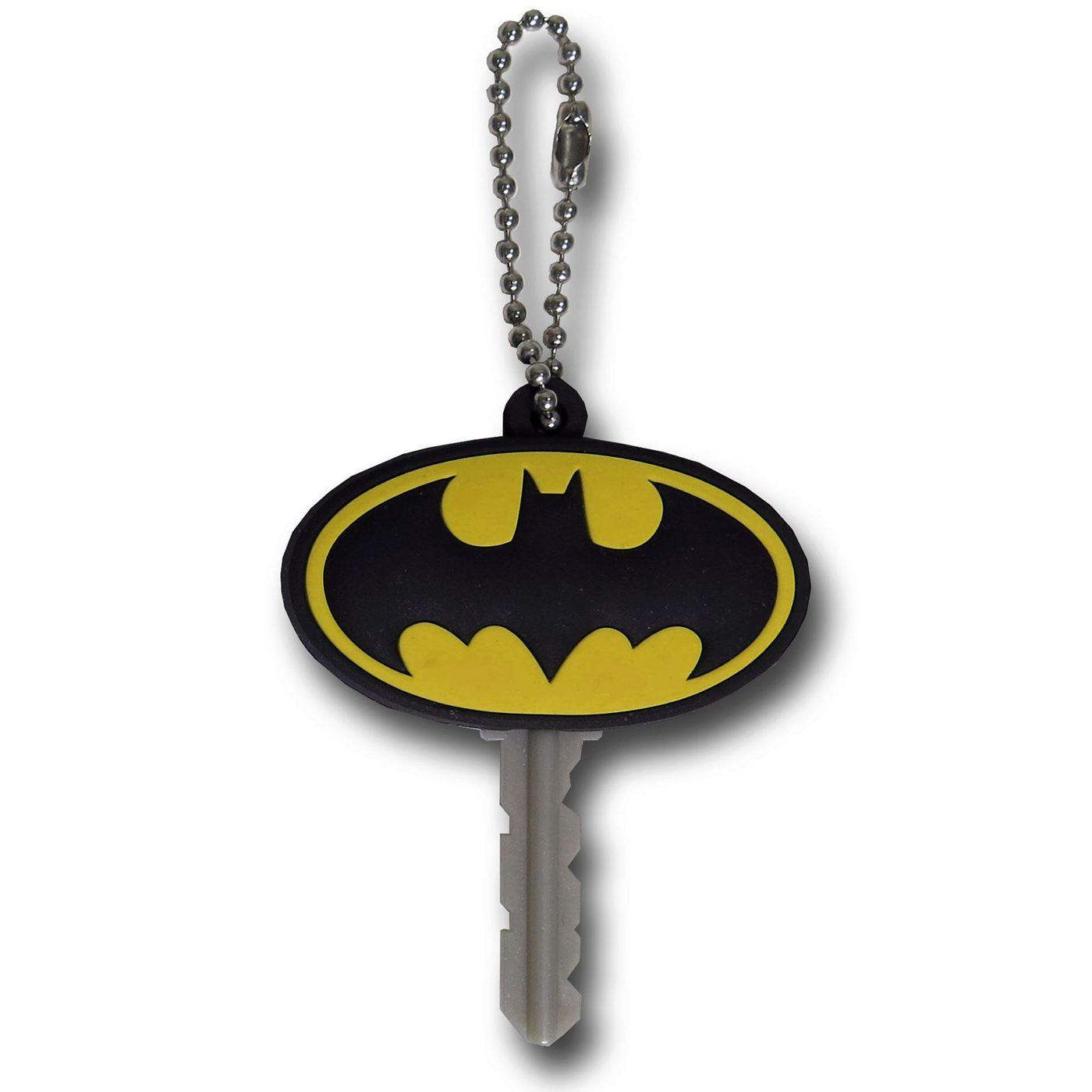Batman Symbol Keyholder Keychain