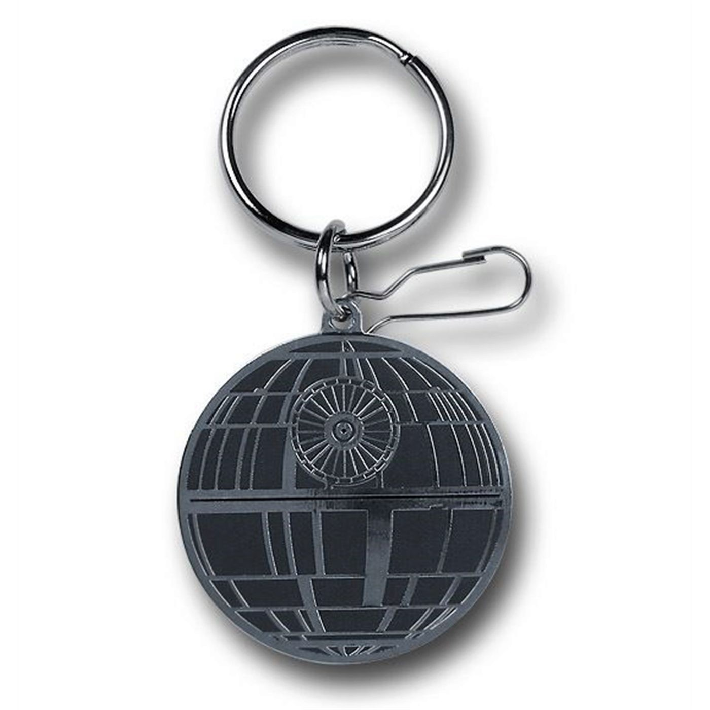 Star Wars Death Star Enamel Keychain