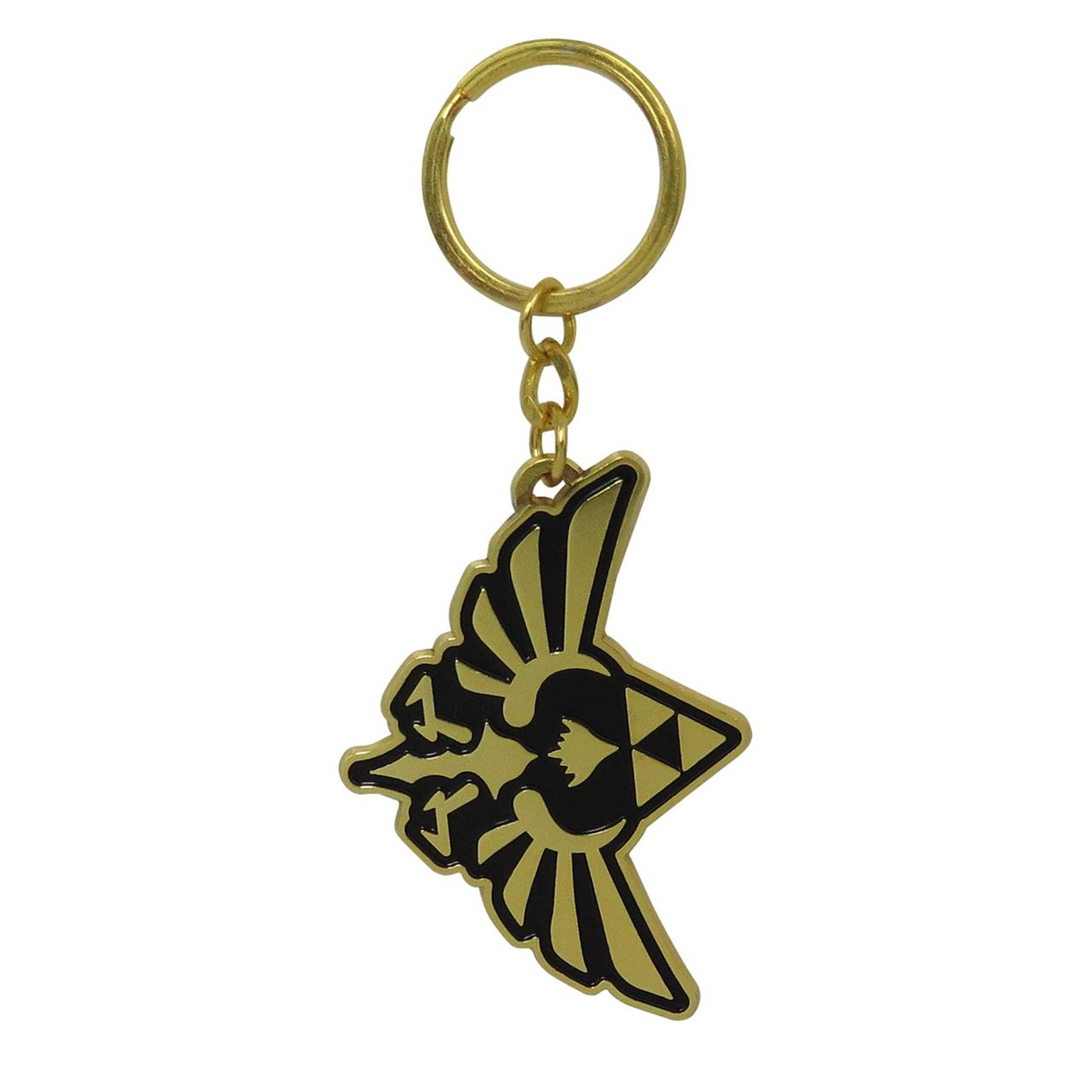 Legend of Zelda Metal Keychain
