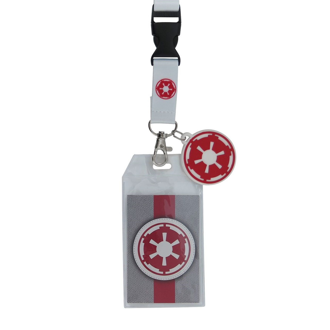 Star Wars AT-AT Pilot Lanyard with PVC Charm