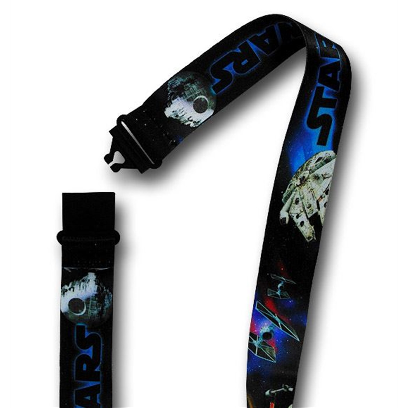 Star Wars Space Scene Lanyard