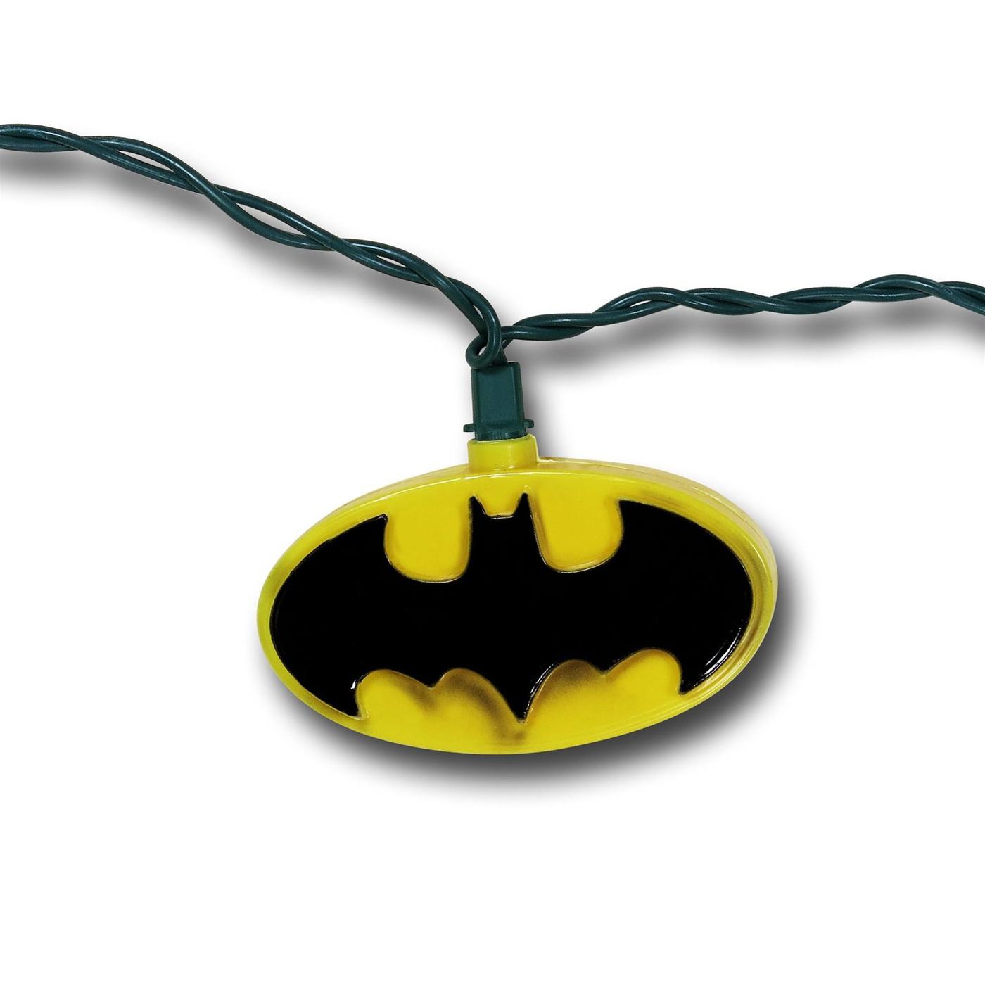 Batman Bat Symbol Light Set