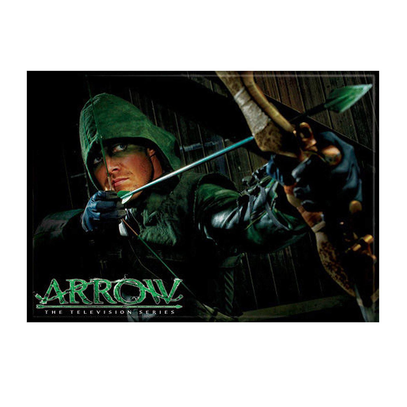 Arrow TV Show Archer Magnet