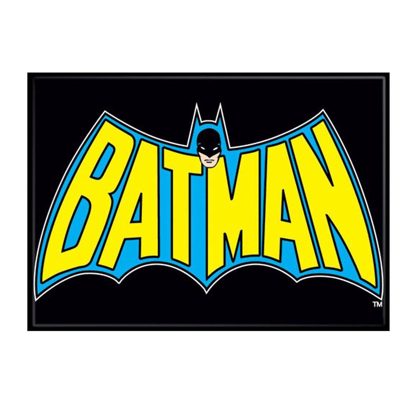 Batman Logo Magnet