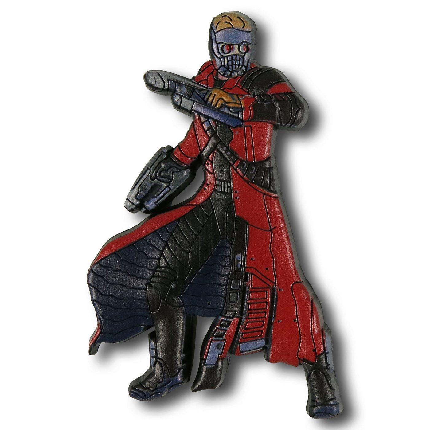 GOTG Star Lord Soft Magnet