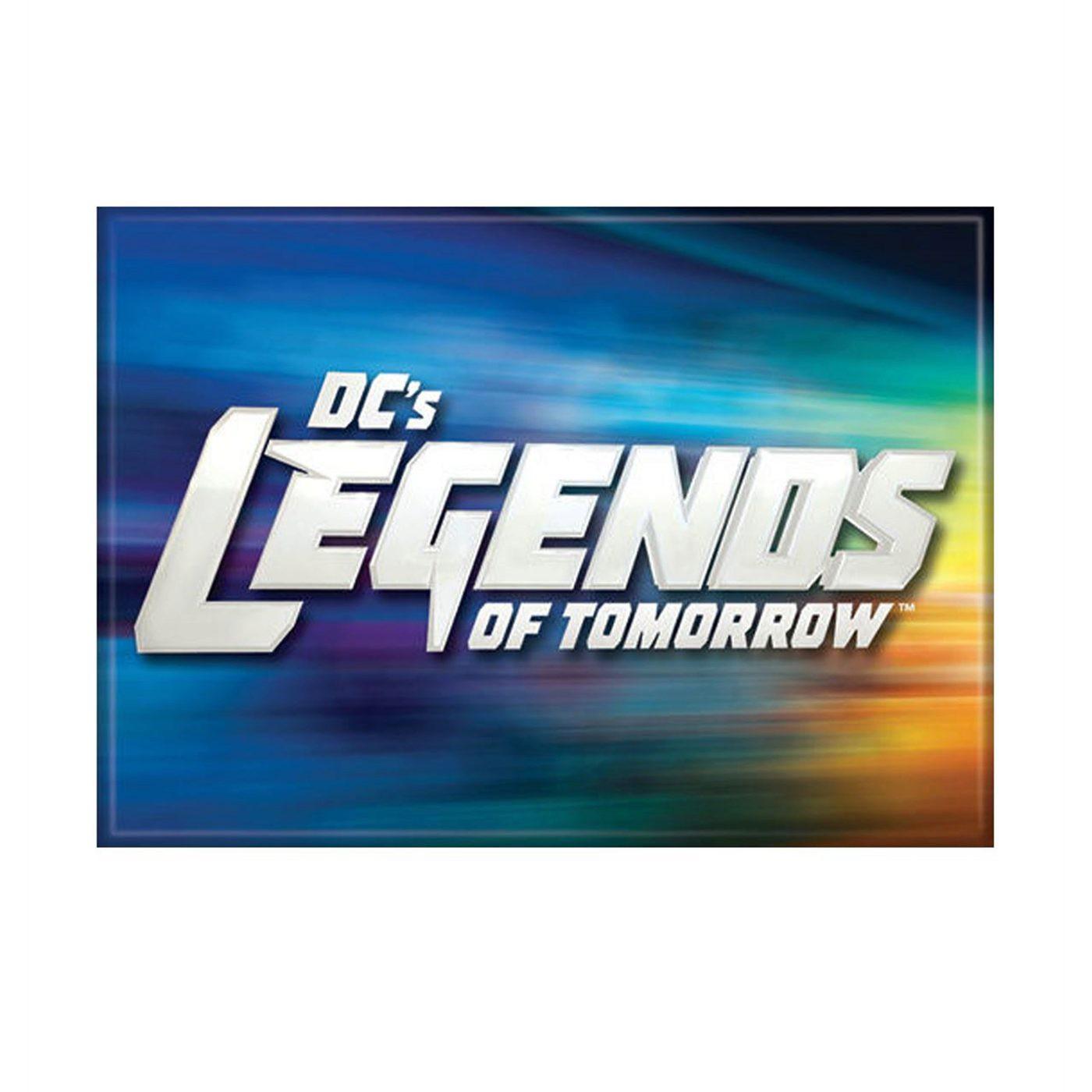 DC Legends of Tomorrow Logo Magnet
