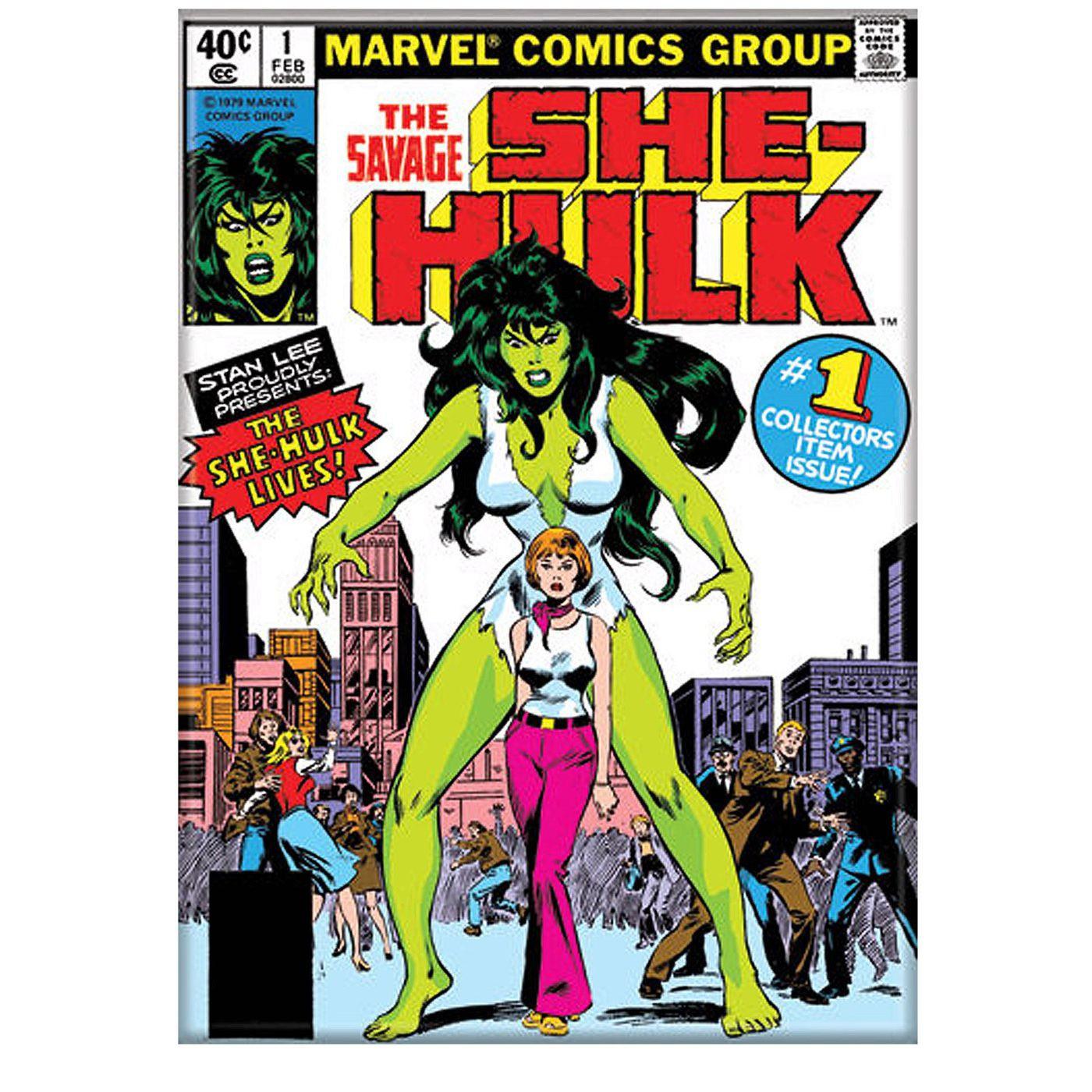 Savage She-Hulk #1 Magnet