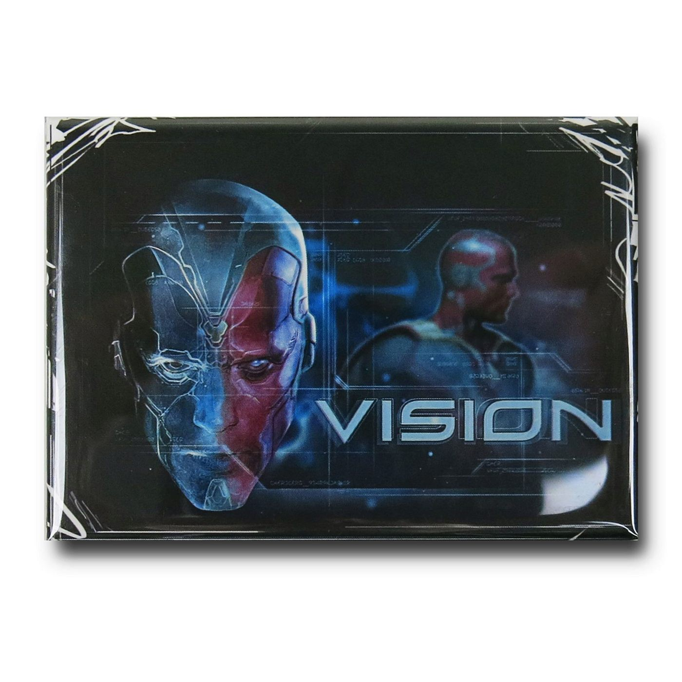 Vision Age of Ultron Head Magnet