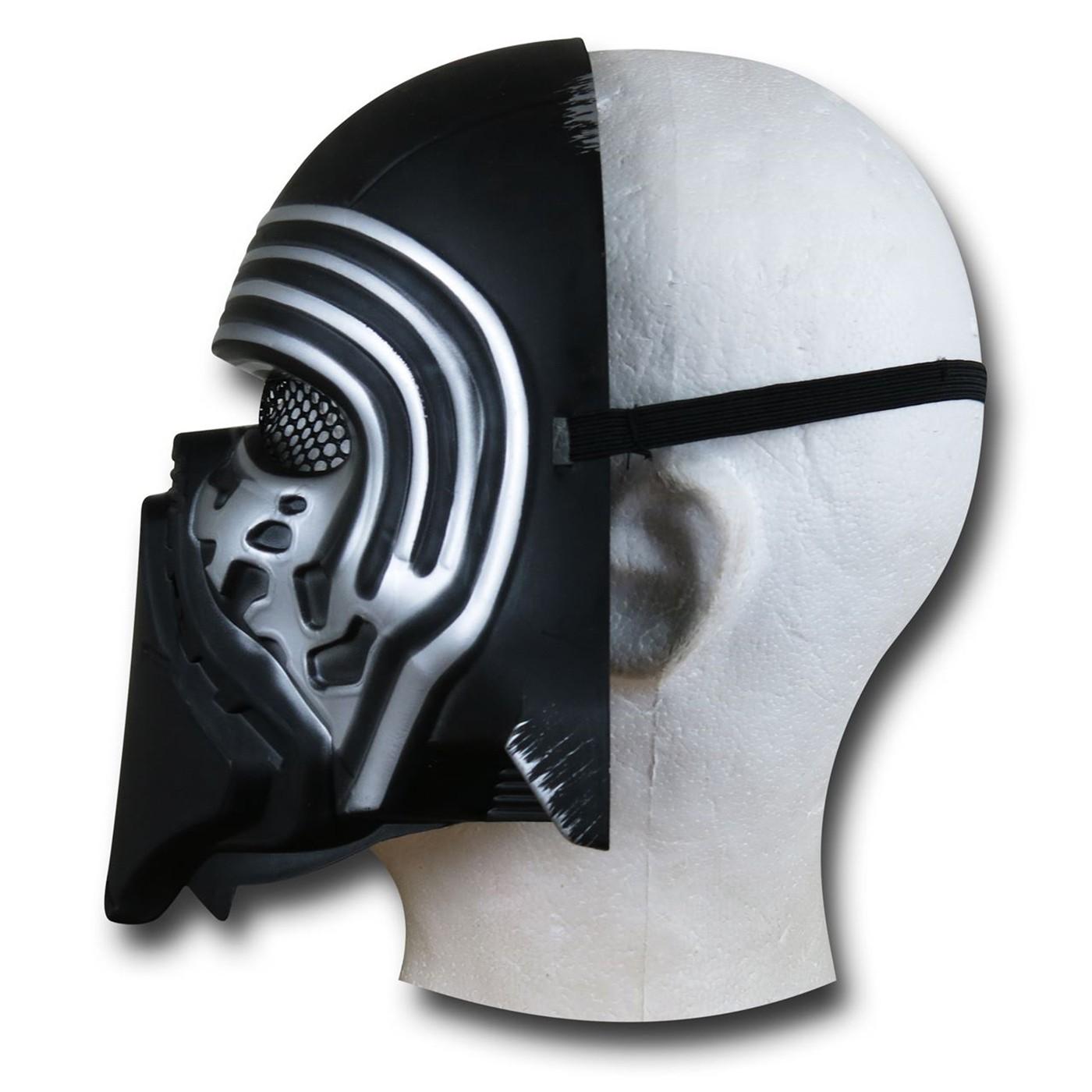 Star Wars Force Awakens Kylo Ren Mask