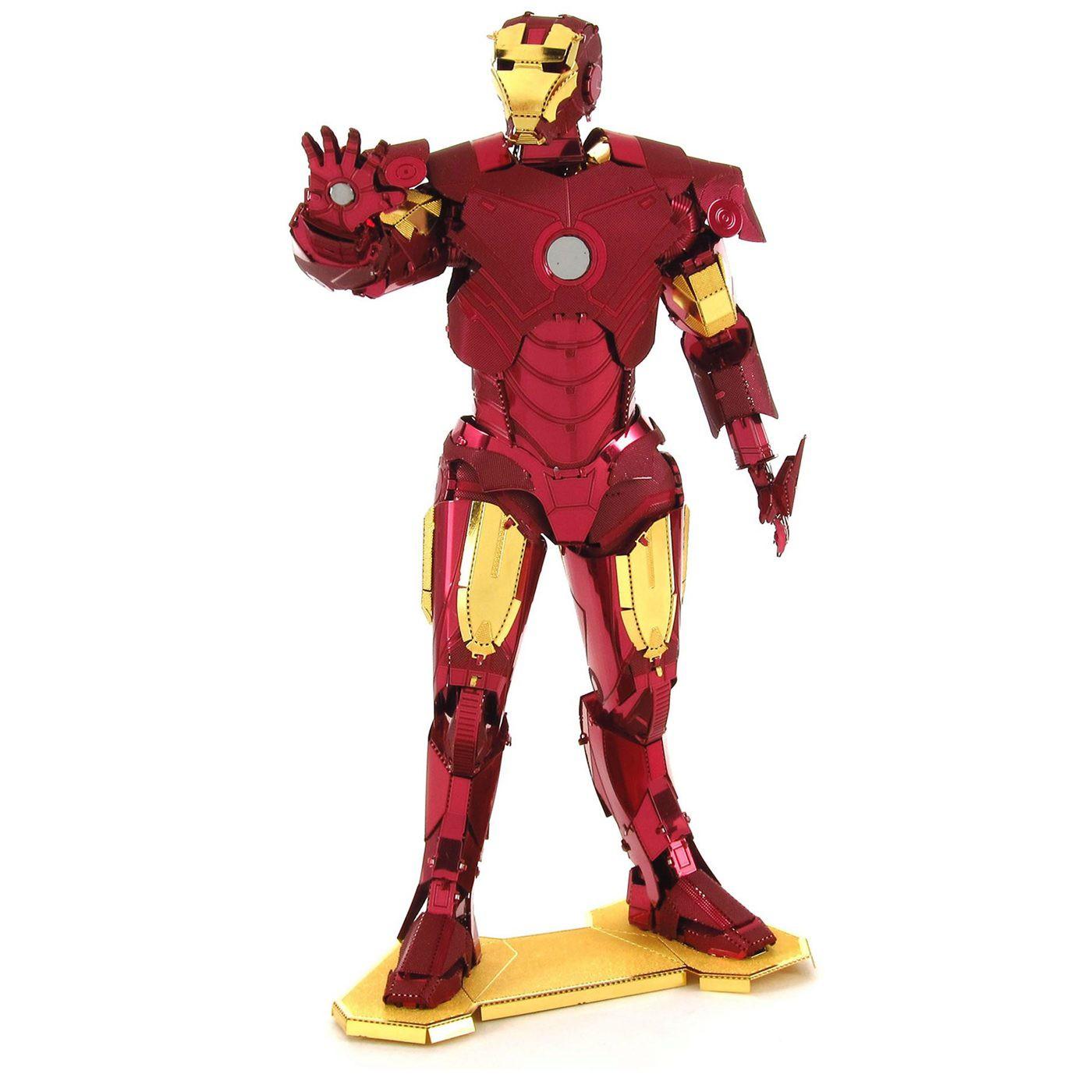 Iron Man Metal Earth Model Kit