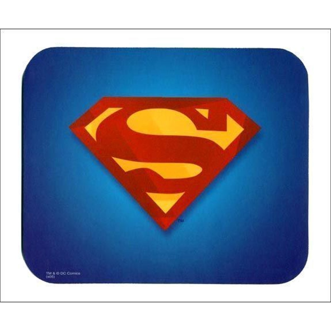 Superman Symbol Mousepad