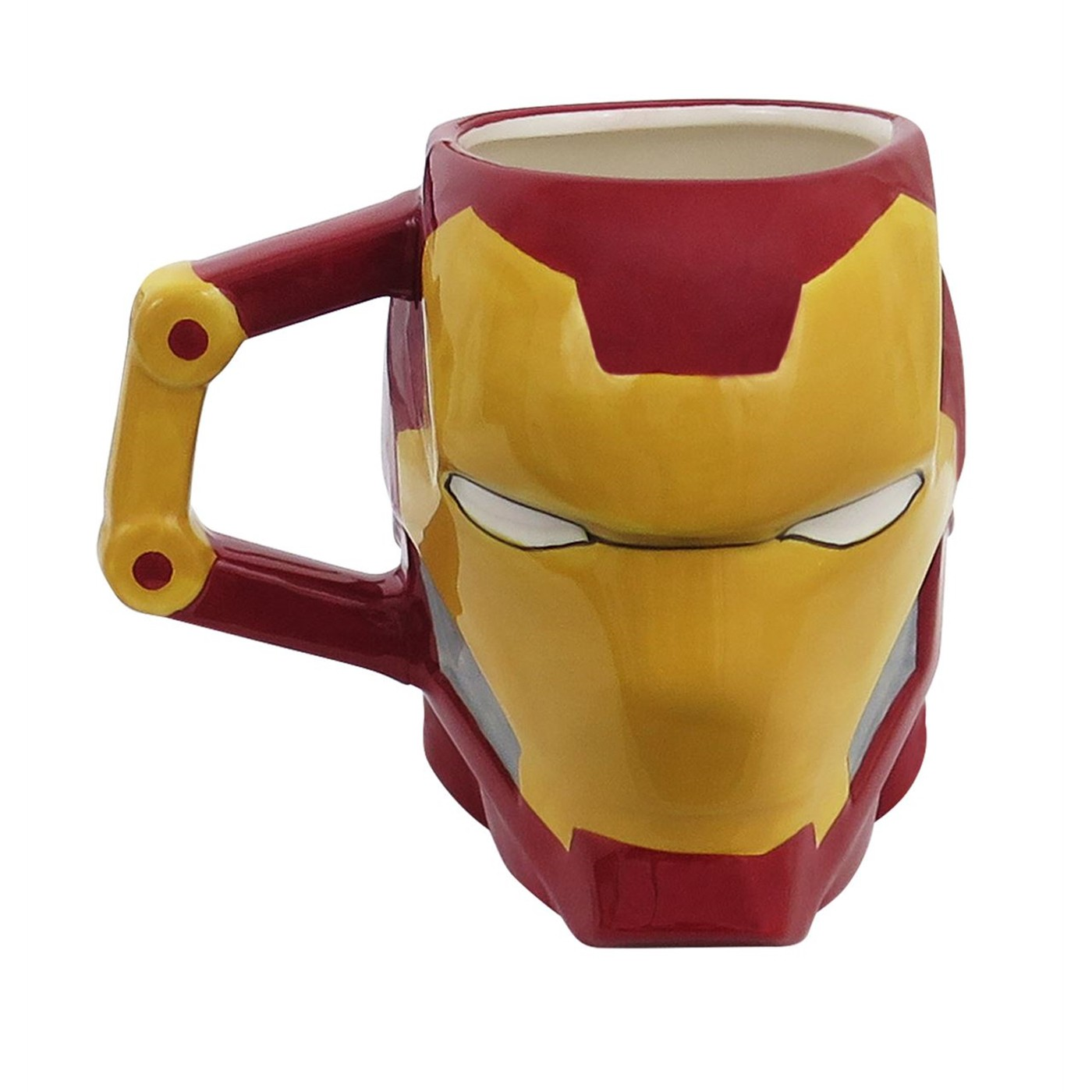 Iron Man Helmet 20oz Sculpted Ceramic Mug