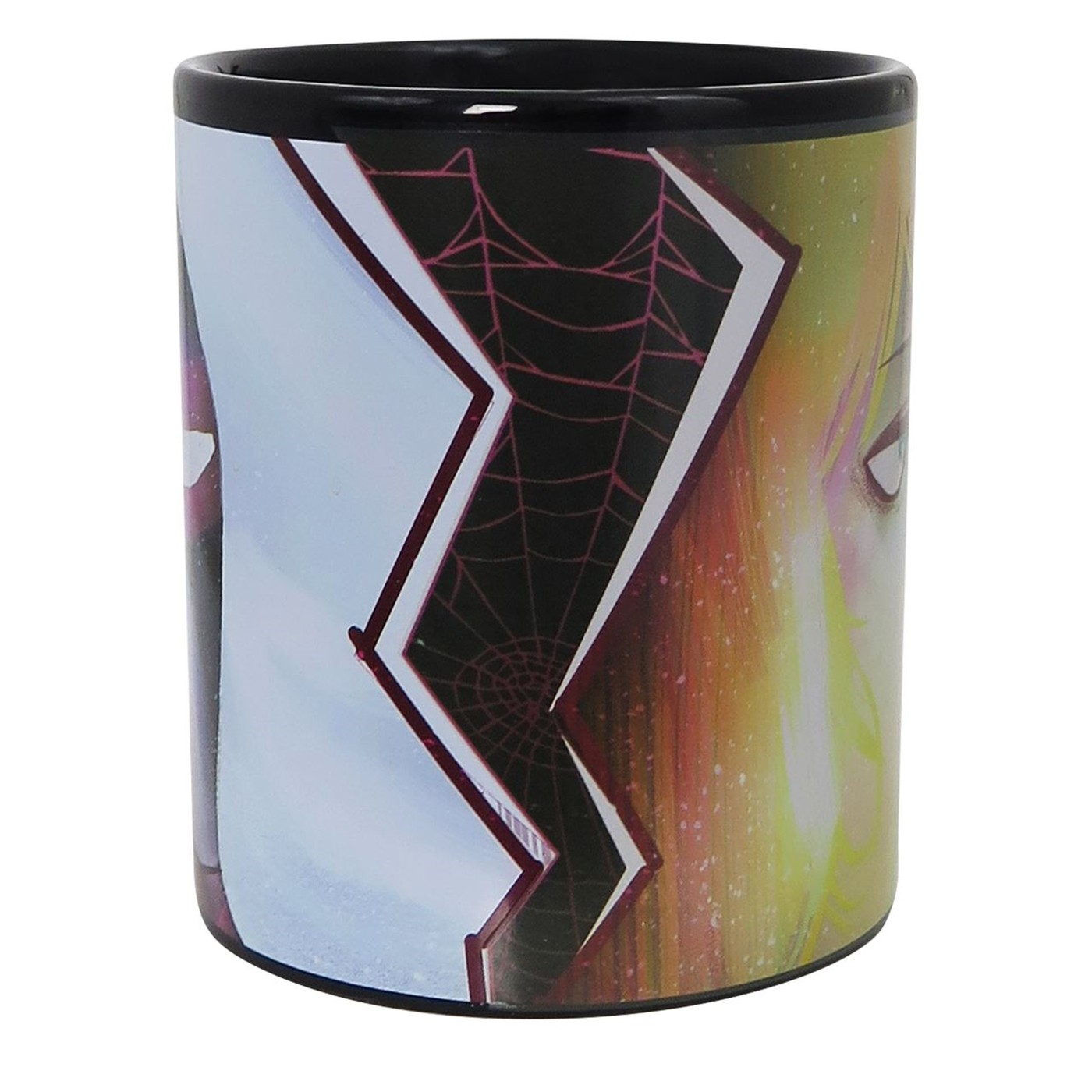Spider-Gwen Wrap Around 20oz Ceramic Mug