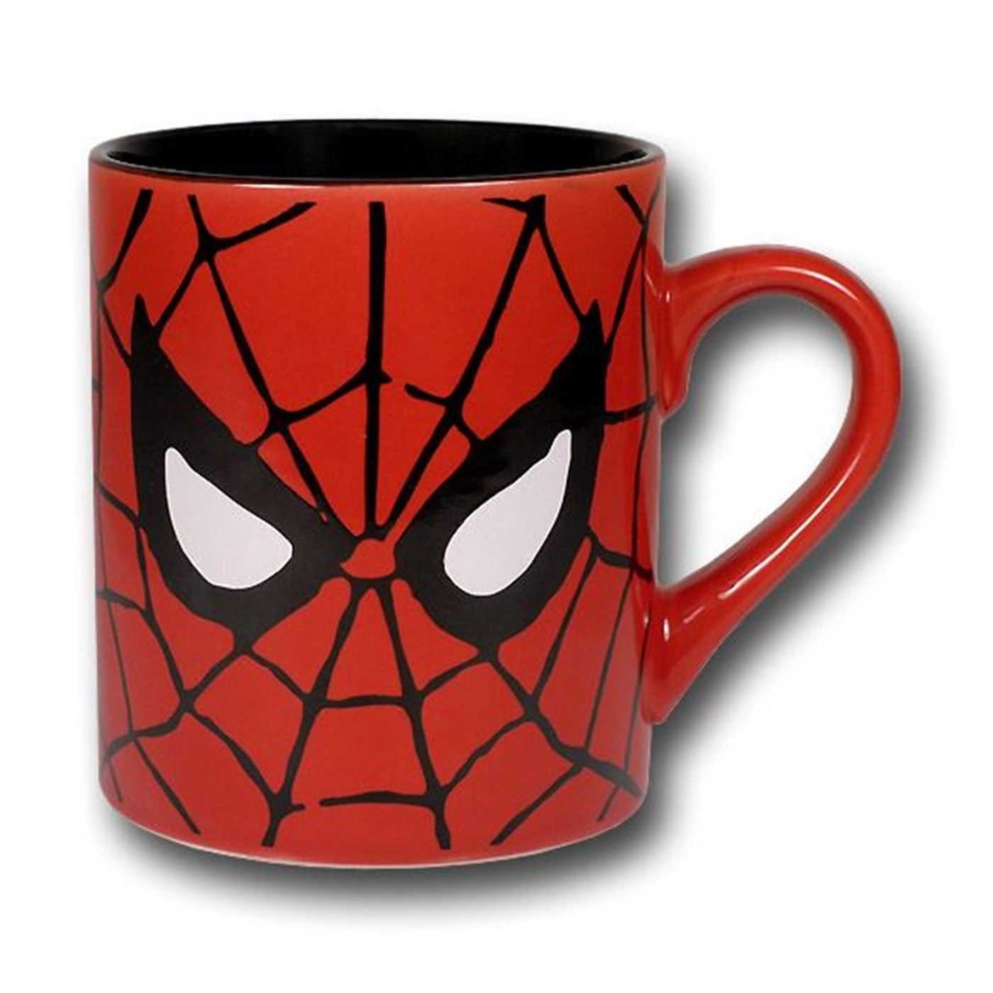 Spiderman Eyes Ceramic Mug