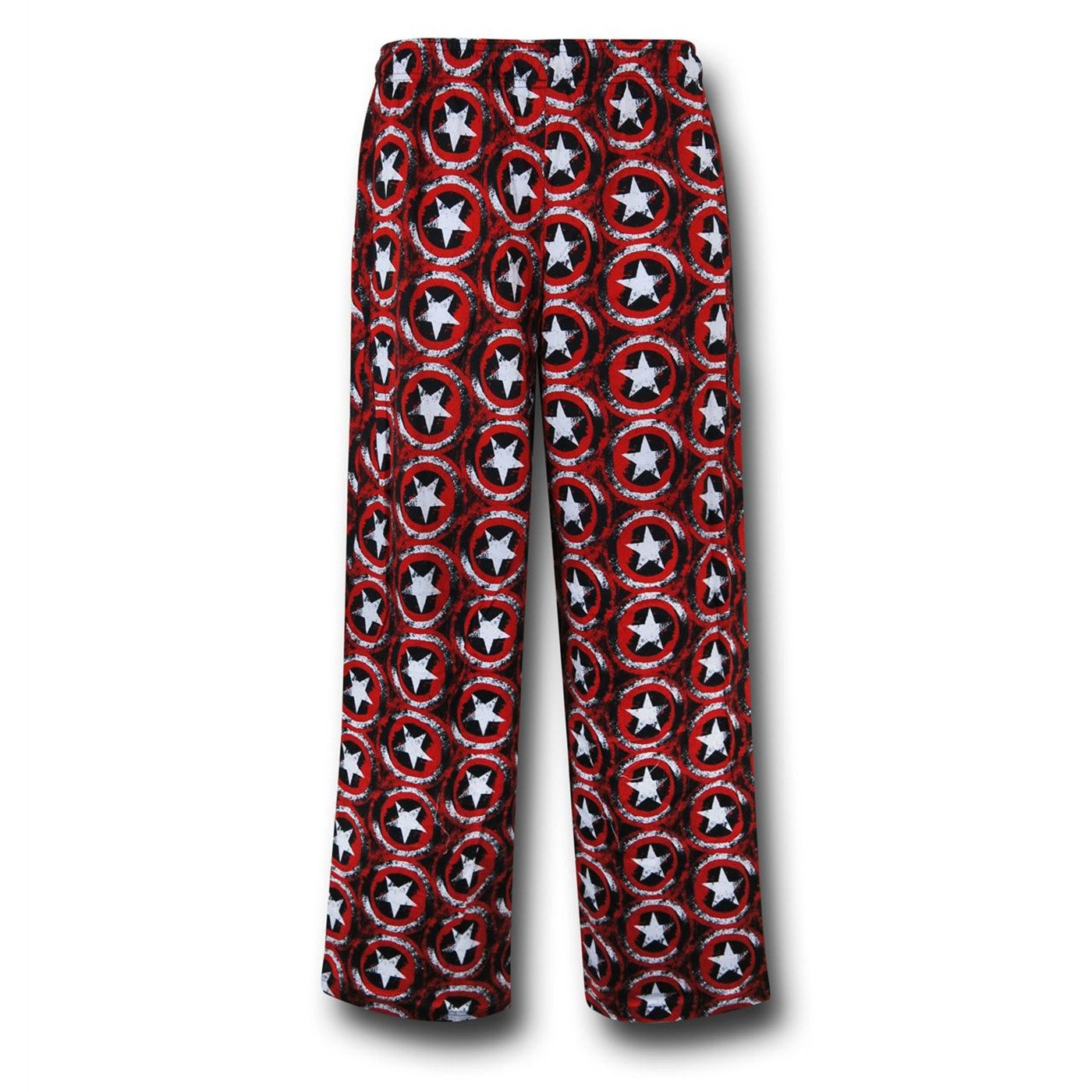 Captain America Shields All-Over Men's Pajama Pants