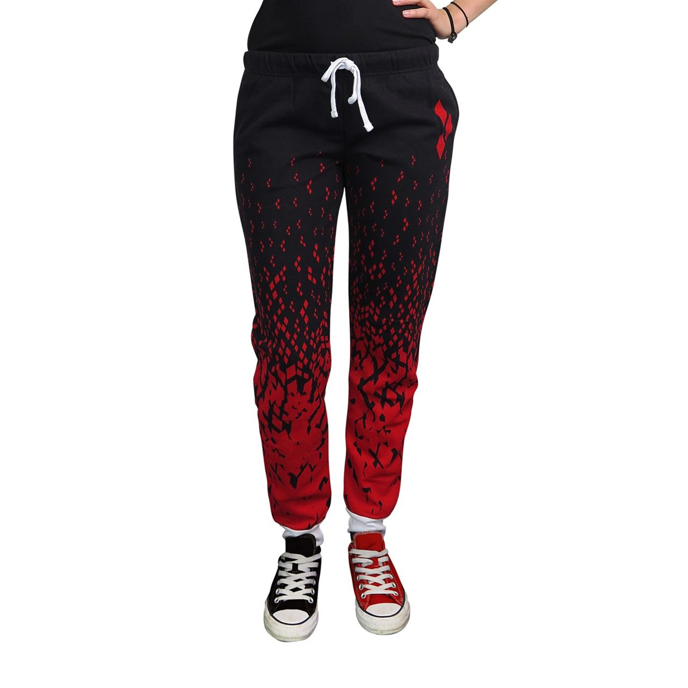 Harley Quinn Ombre Women's Jogging Pants