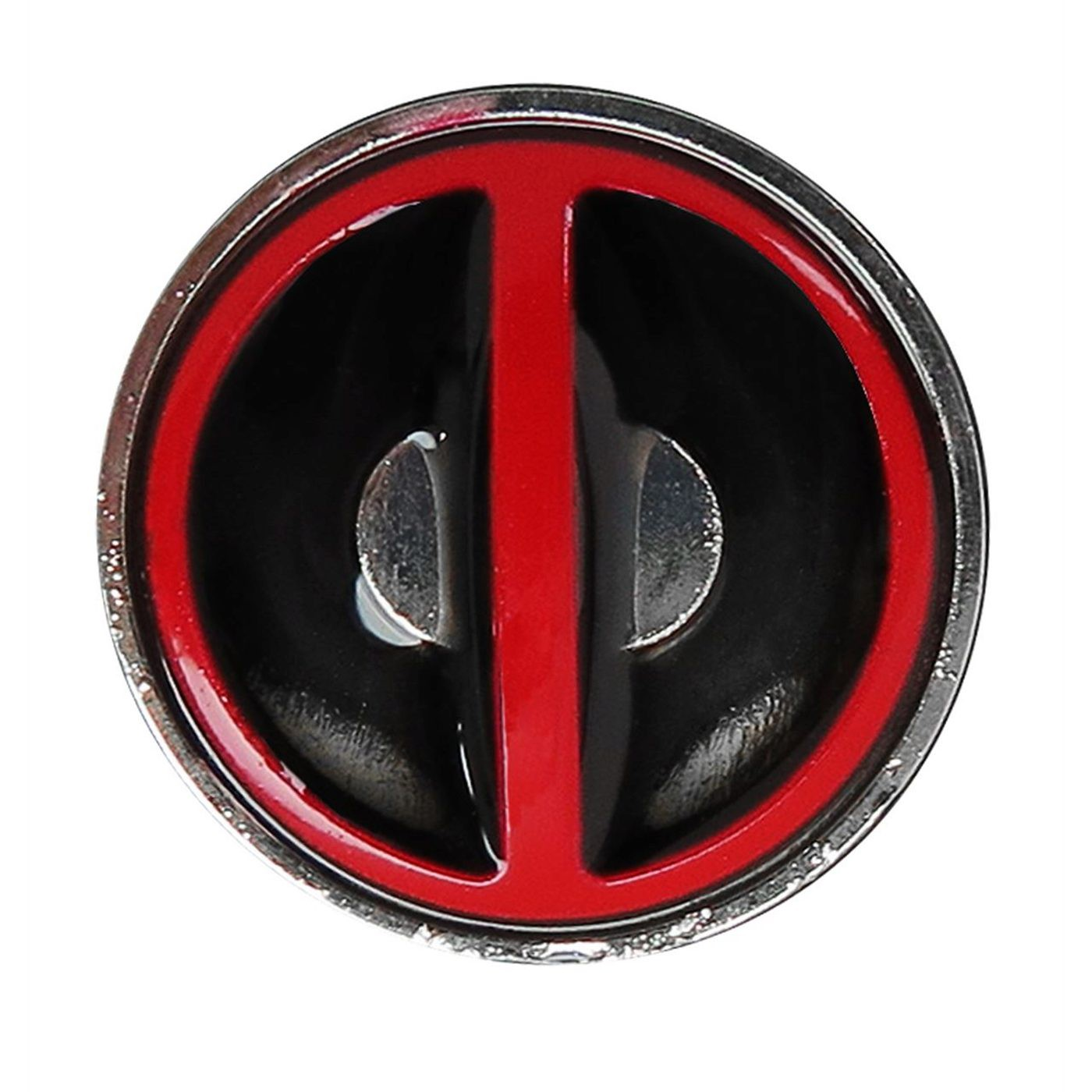 Deadpool Symbol Colored Lapel Pin