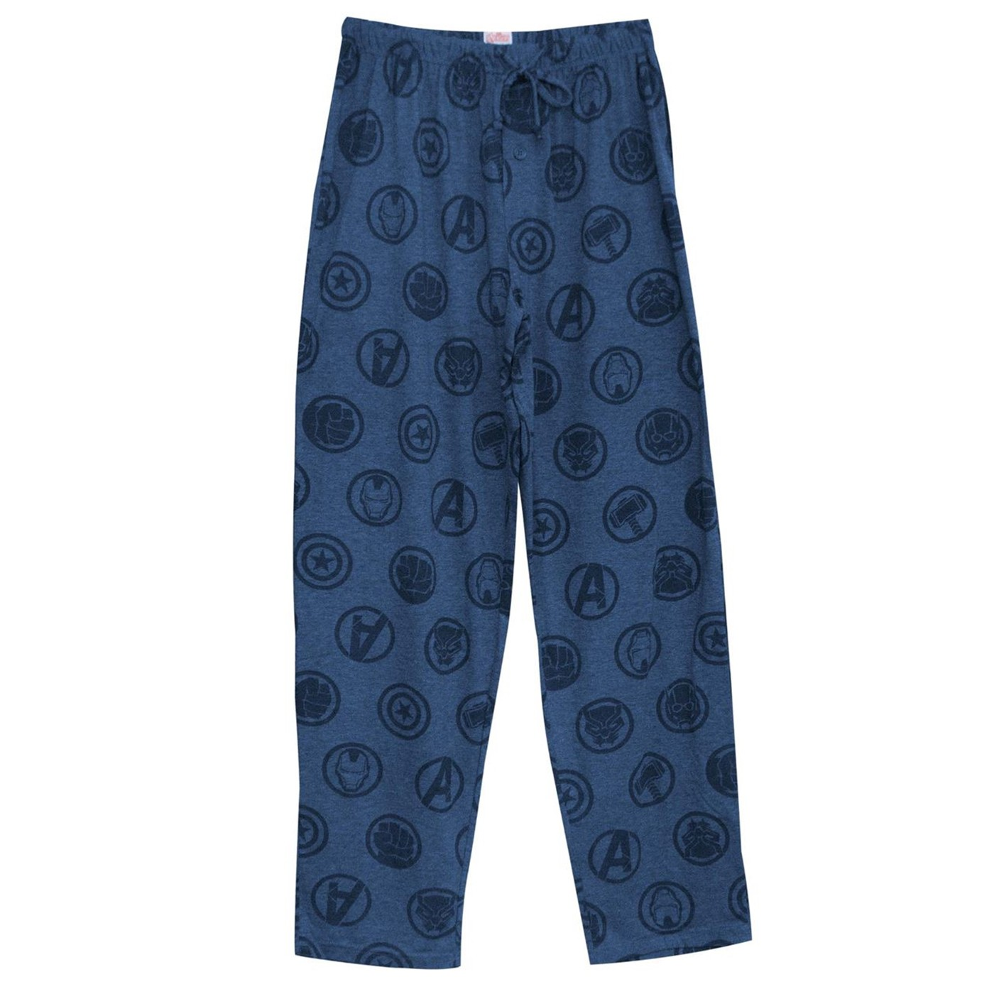 Avengers Icons Men's Pajama Pants