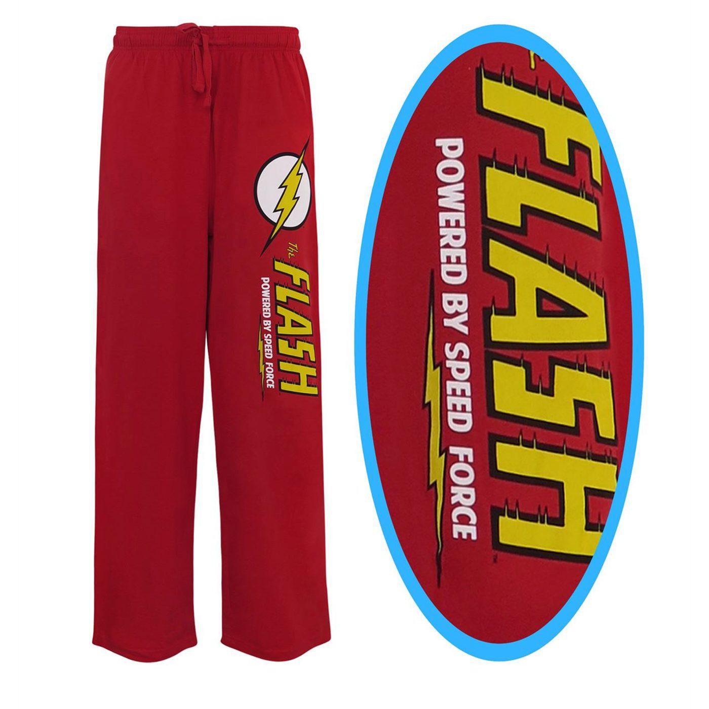 "The Flash ""Speed Force"" Unisex Pajama Pants"