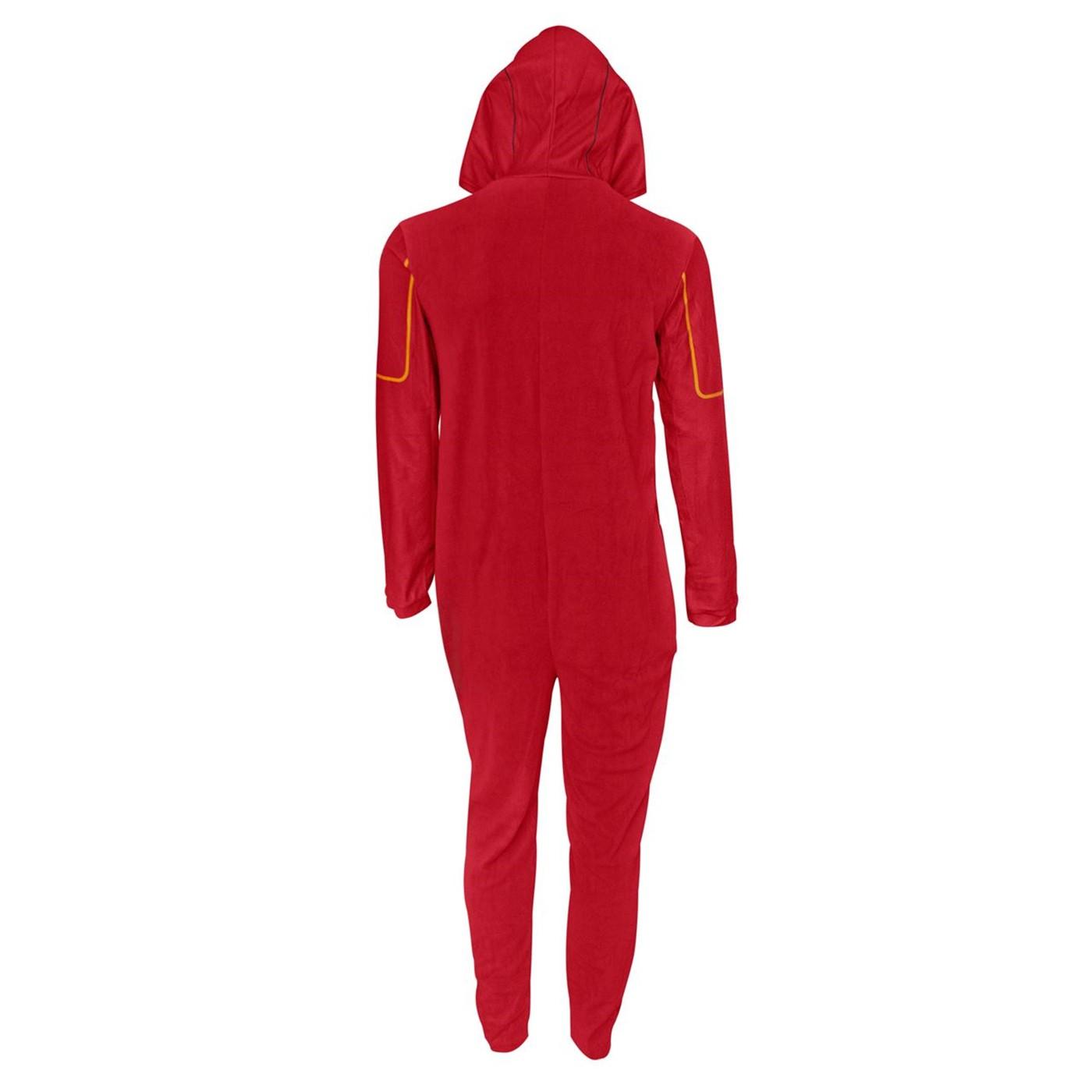 Flash TV Series Costume Union Suit