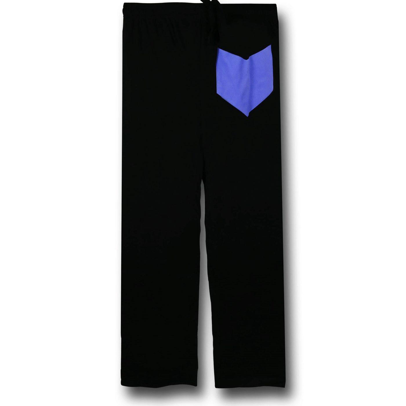 Hawkeye Symbol Sleep Pants