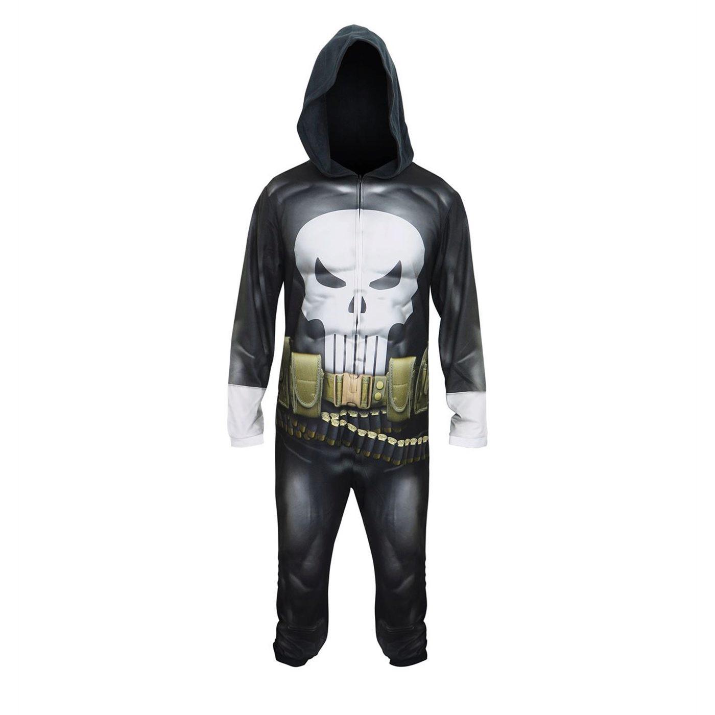 Punisher Sublimated Union Suit