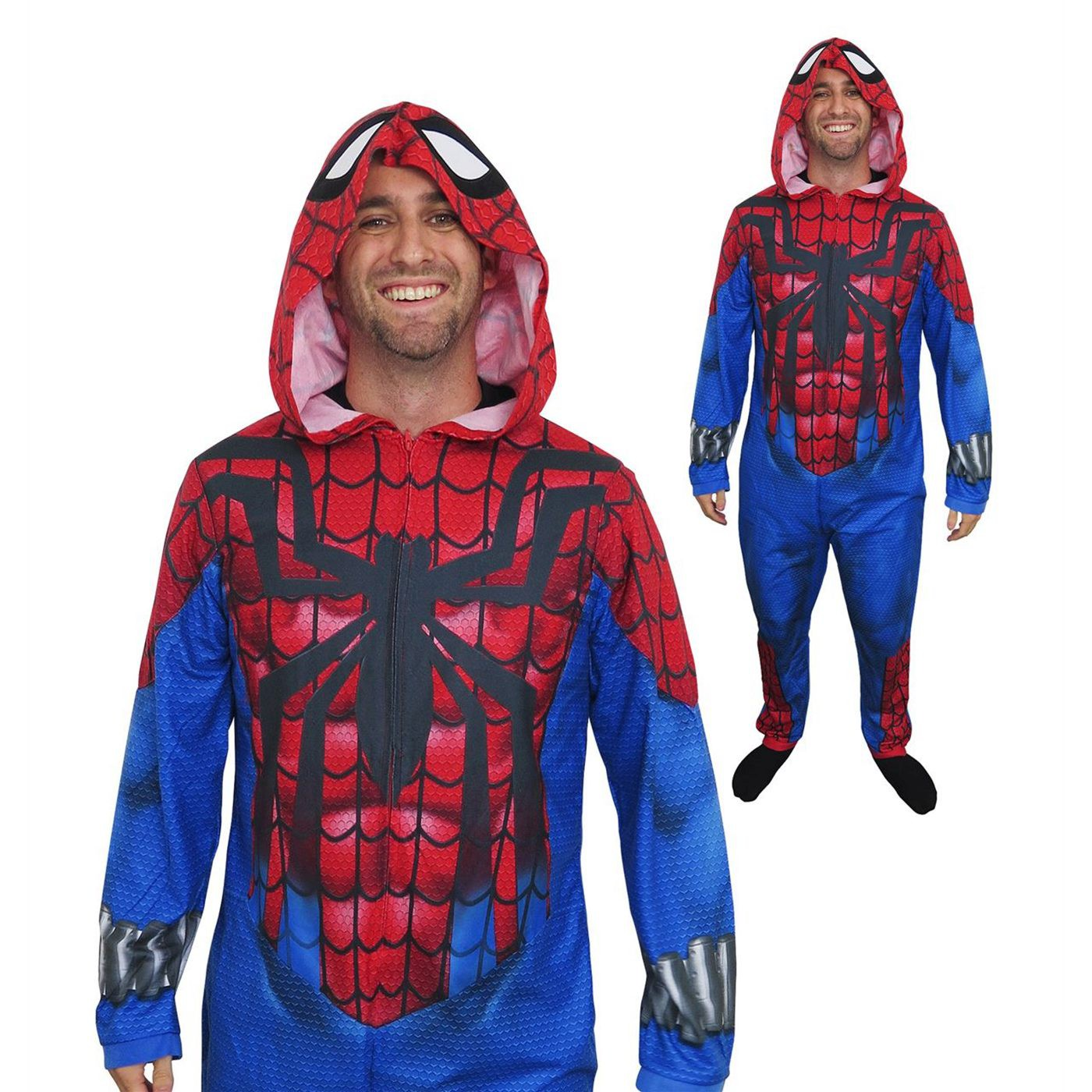 Spider-Man Ben Reilly Sublimated Union Suit