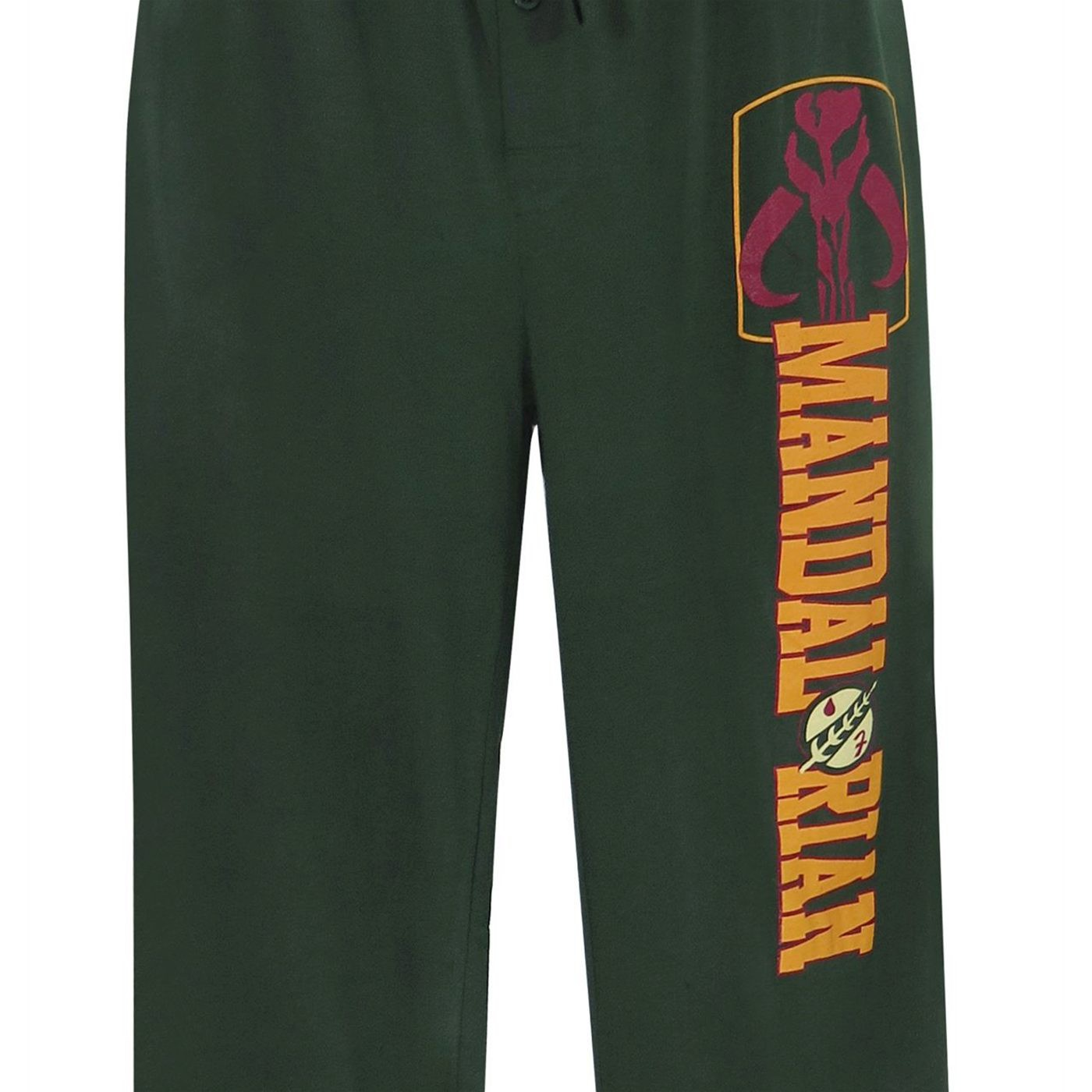 Star Wars Boba Fett Mandalorian Men's Pajama Pants