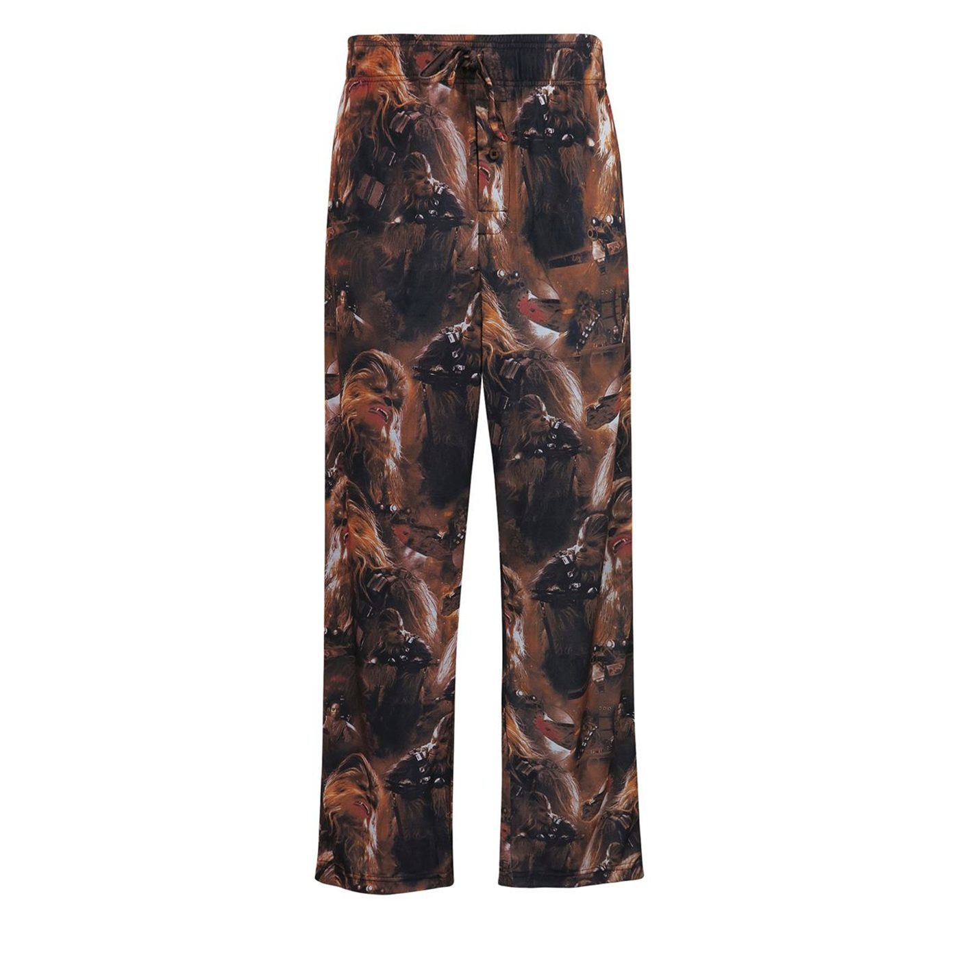 Star Wars Chewbacca Rebel Action Men's Pajama Pants