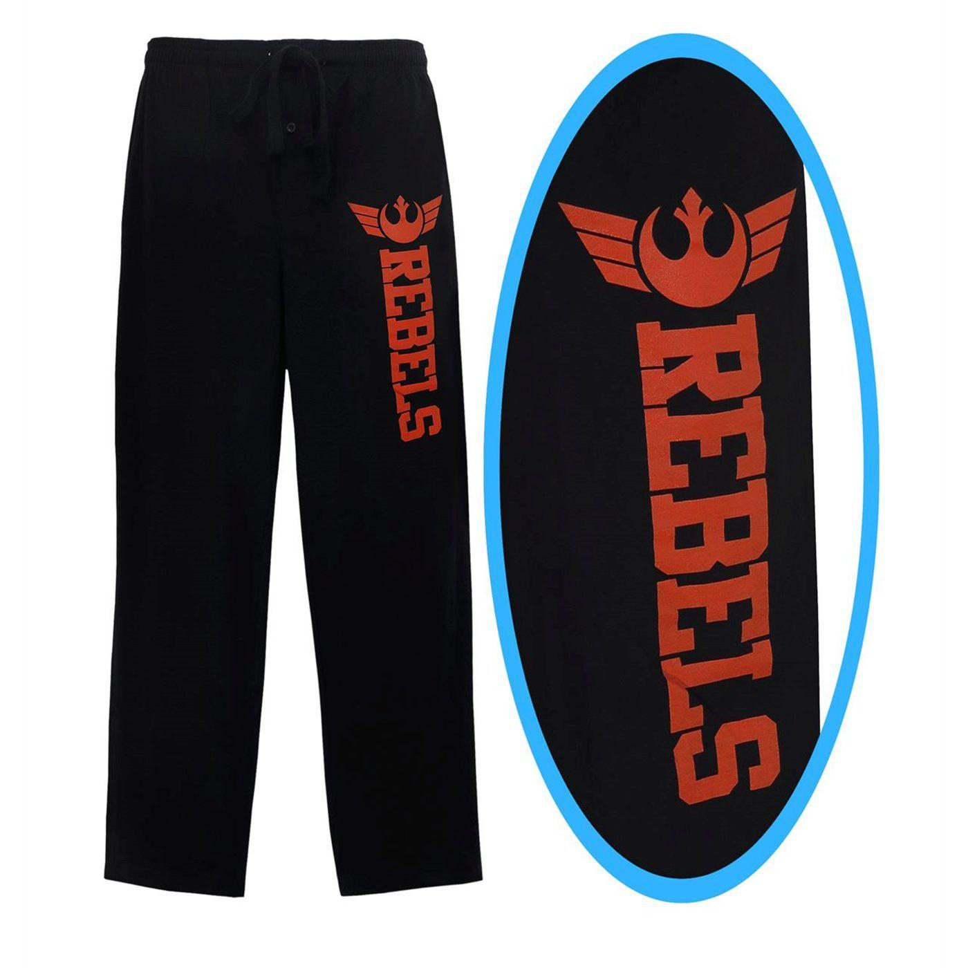 Star Wars Rebels Men's Pajama Pants