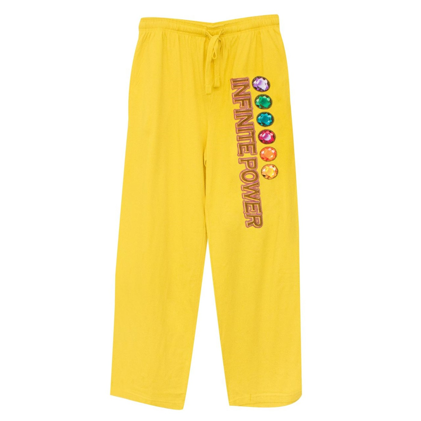 Thanos Infinite Power Unisex Pajama Pants
