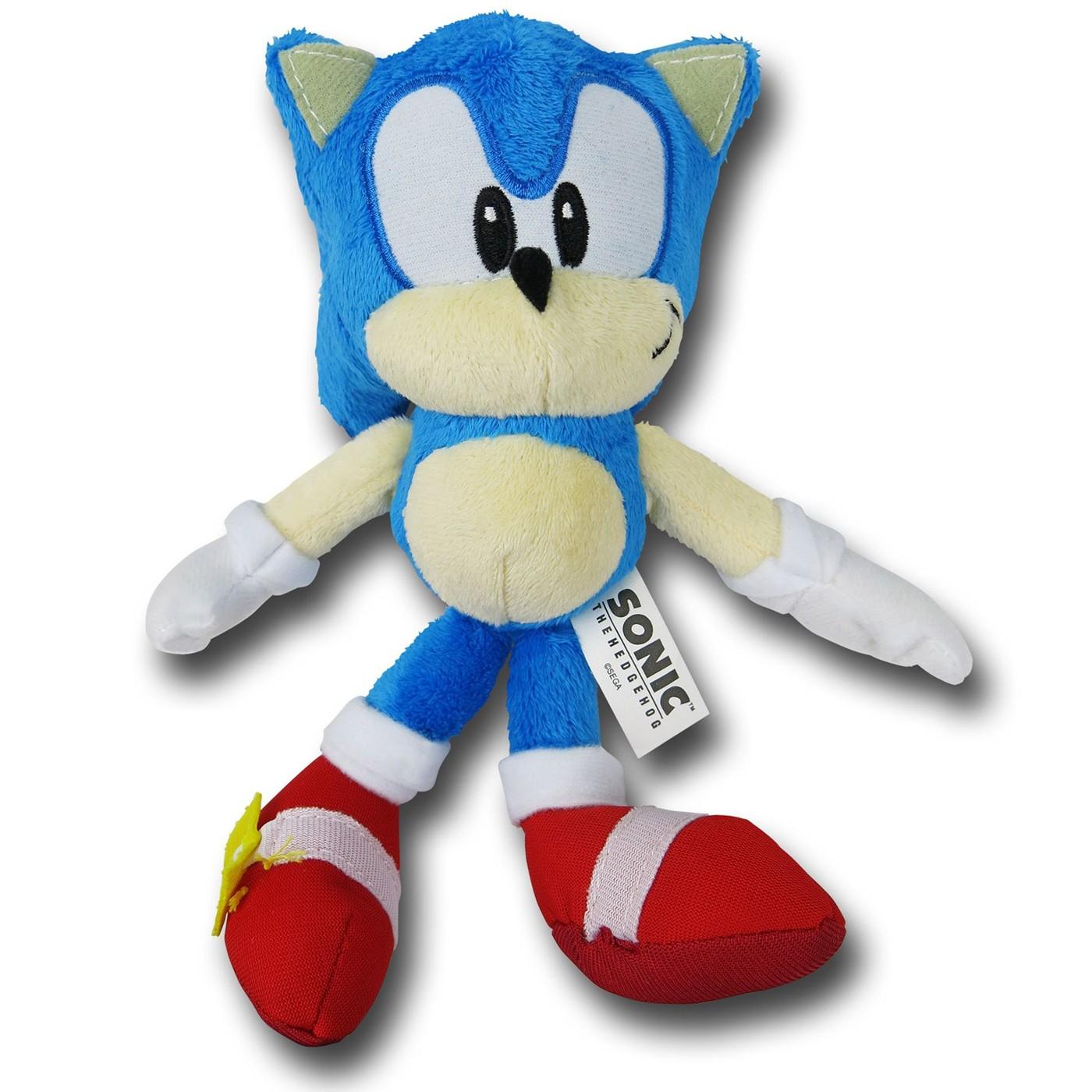 Sonic The Hedgehog Plush