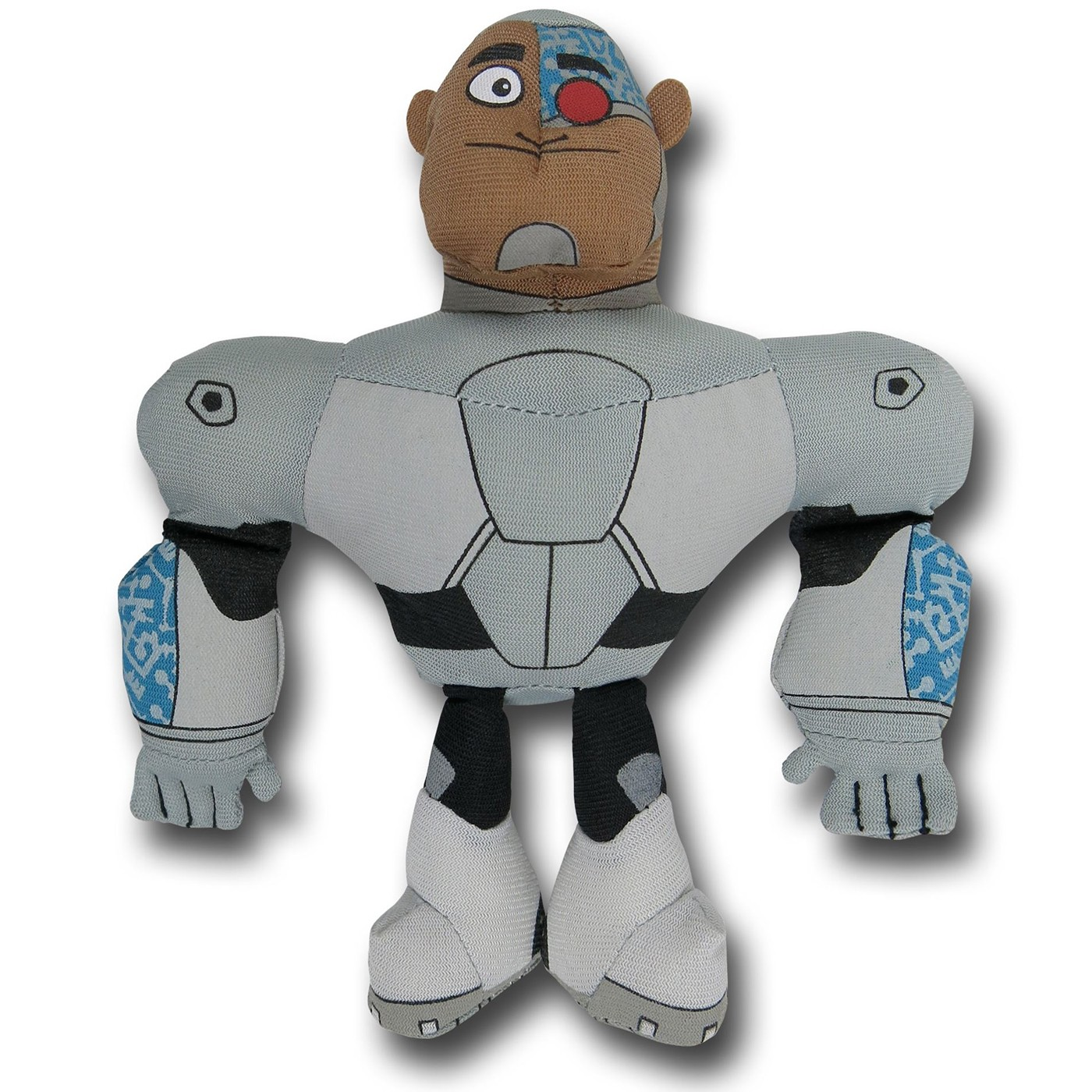 Teen Titans Cyborg Plush