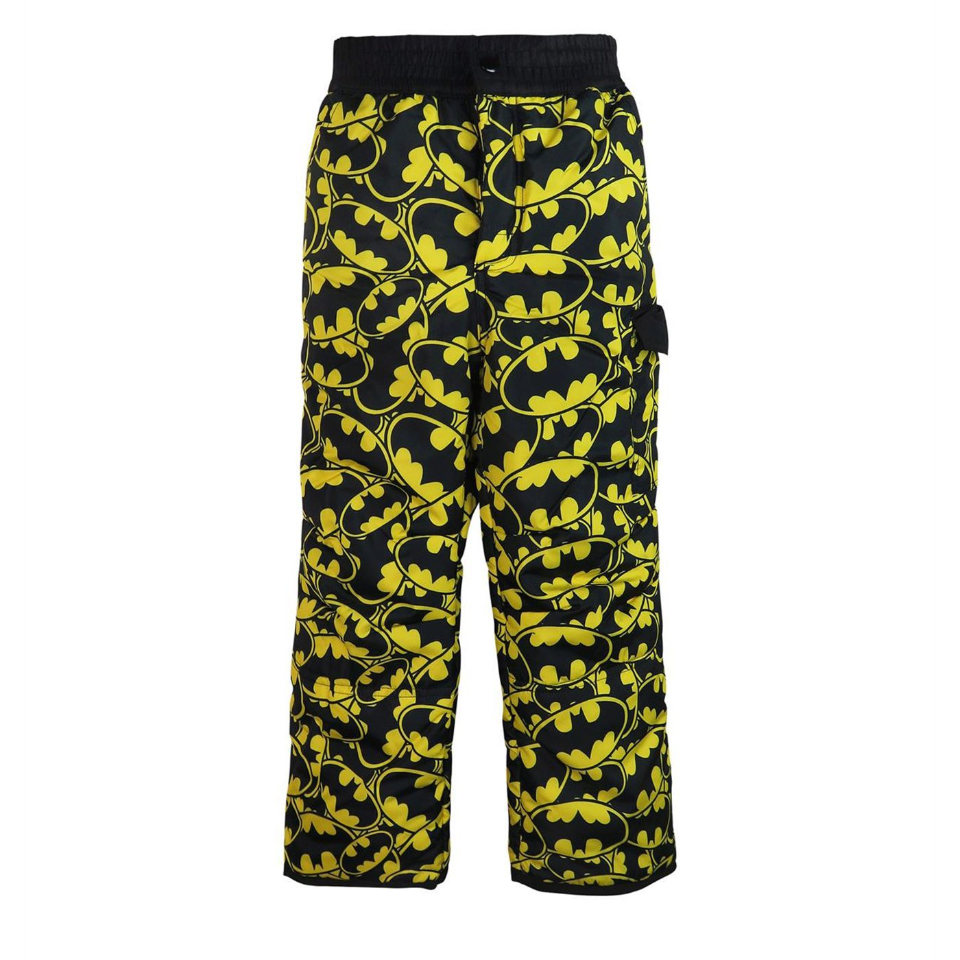 Batman All-Over Symbols Kids Snow Pants