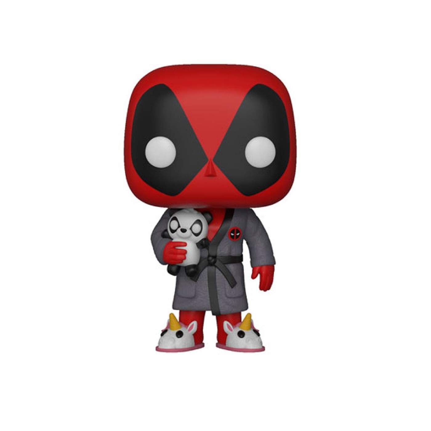 Deadpool in Robe Parody Funko Pop Vinyl Figure