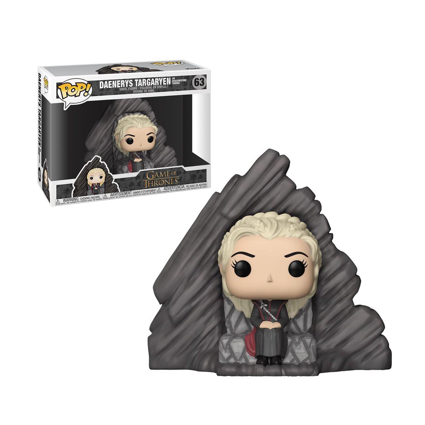 Game of Thrones Daenerys Targaryen Funko Pop Deluxe