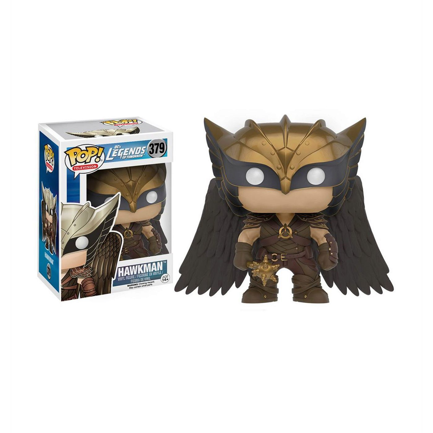 Hawkman TV Legends of Tomorrow Funko Pop Vinyl Figure
