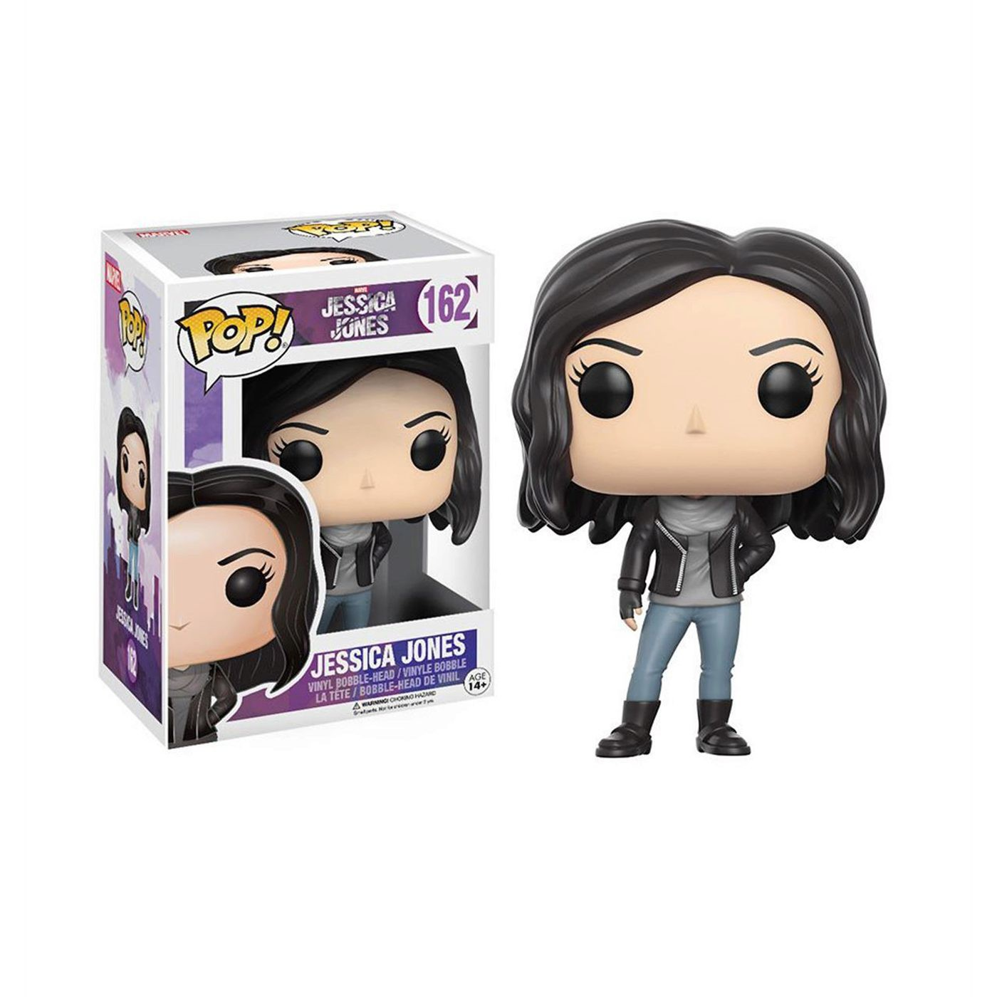 Jessica Jones Series Funko Pop Bobble Head