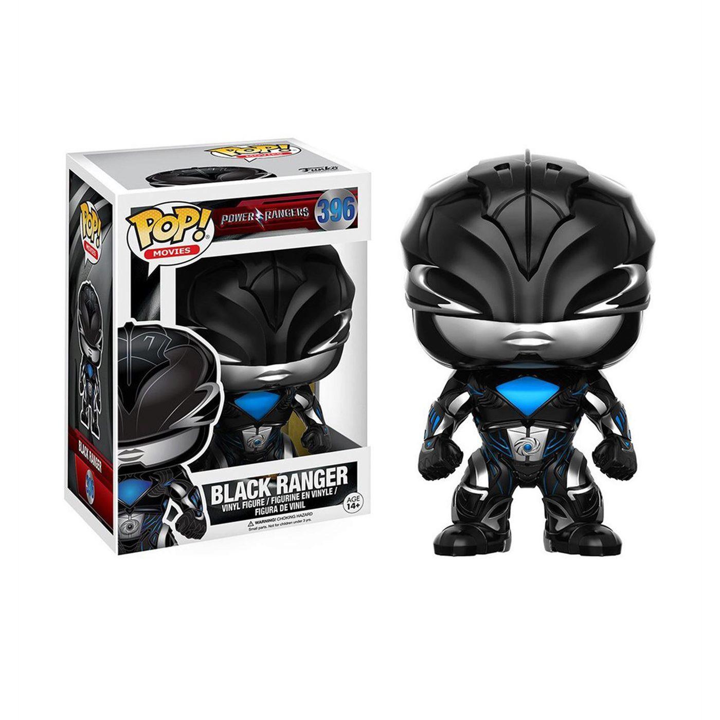 Power Rangers Movie Black Ranger Pop Vinyl Figure