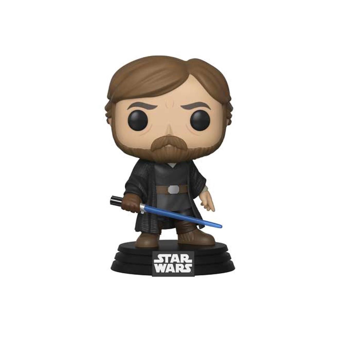 Last Jedi Luke Skywalker Final Battle Pop Bobble Head
