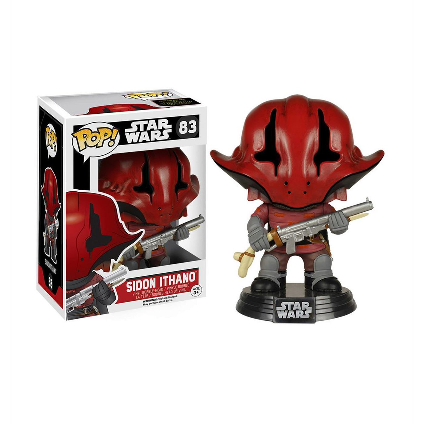 Star Wars The Force Awakens Sidon Ithano Pop Bobblehead