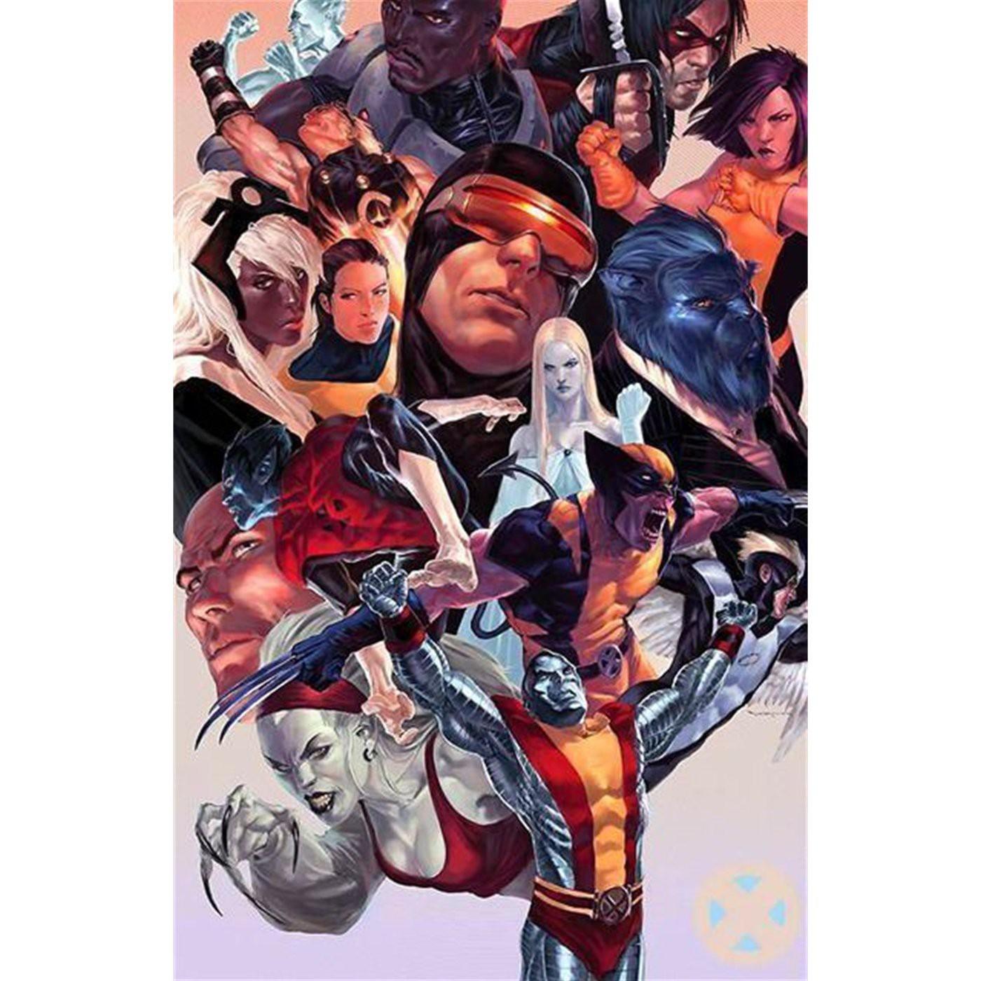 X-Men Mesiah Complex