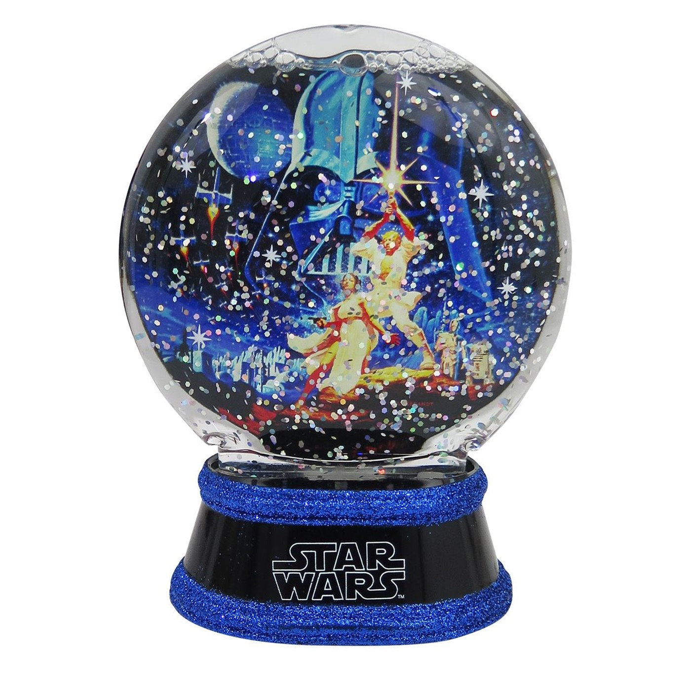 Star Wars New Hope Snow Globe